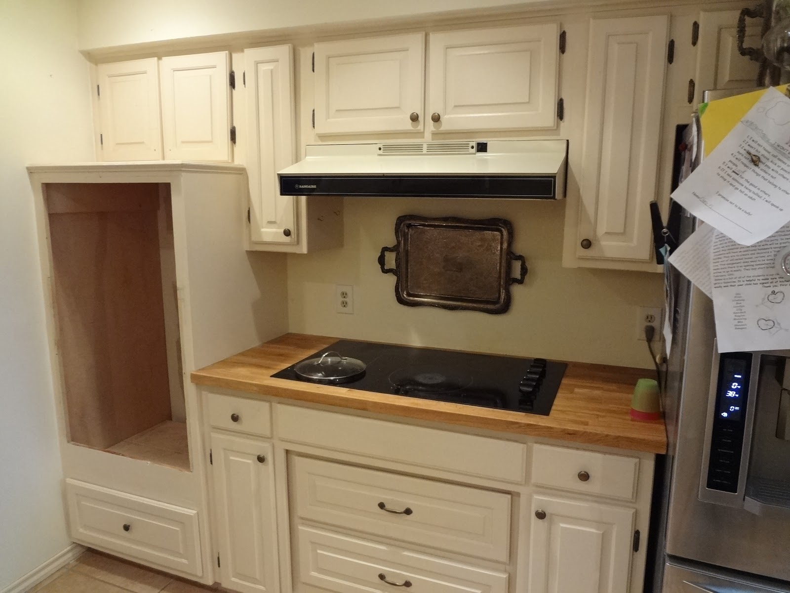 Cabinets For Small Galley Kitchen