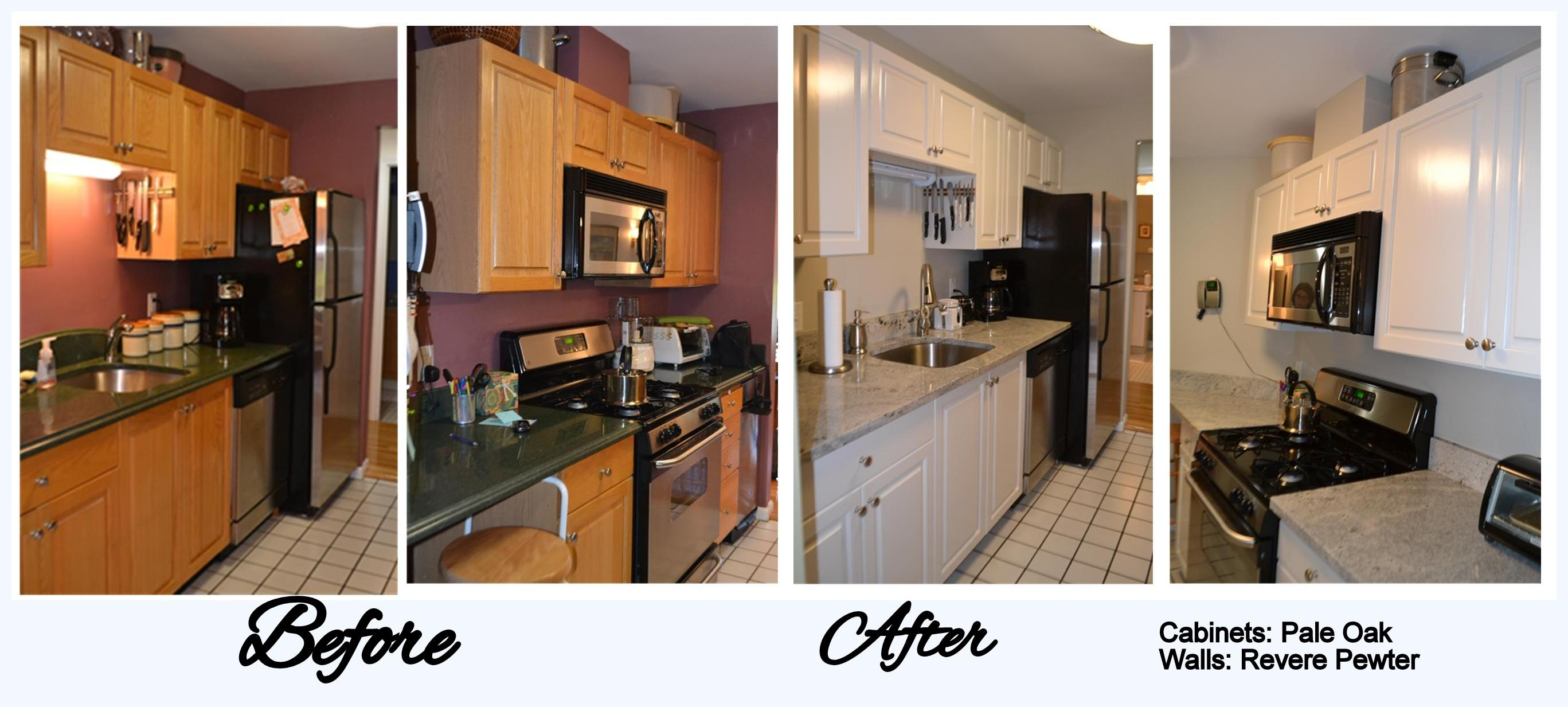 Contact Paper Kitchen Cabinets Before And After