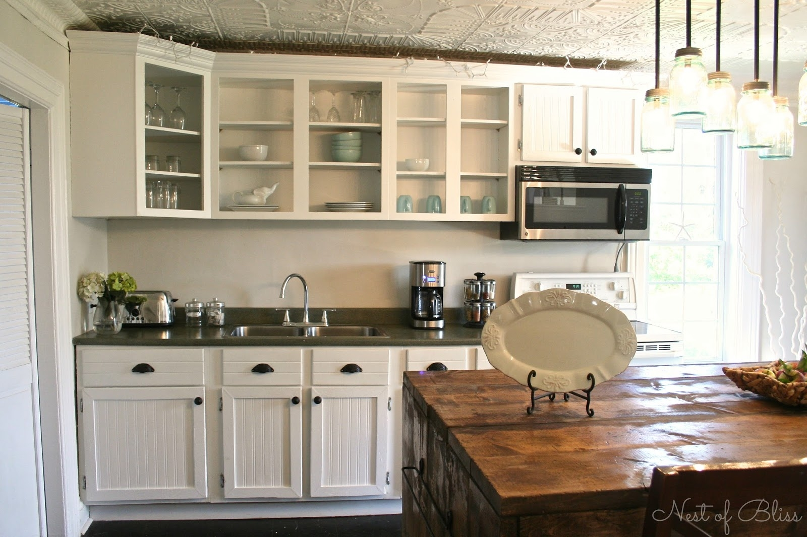 Easy Kitchen Cabinets Makeover