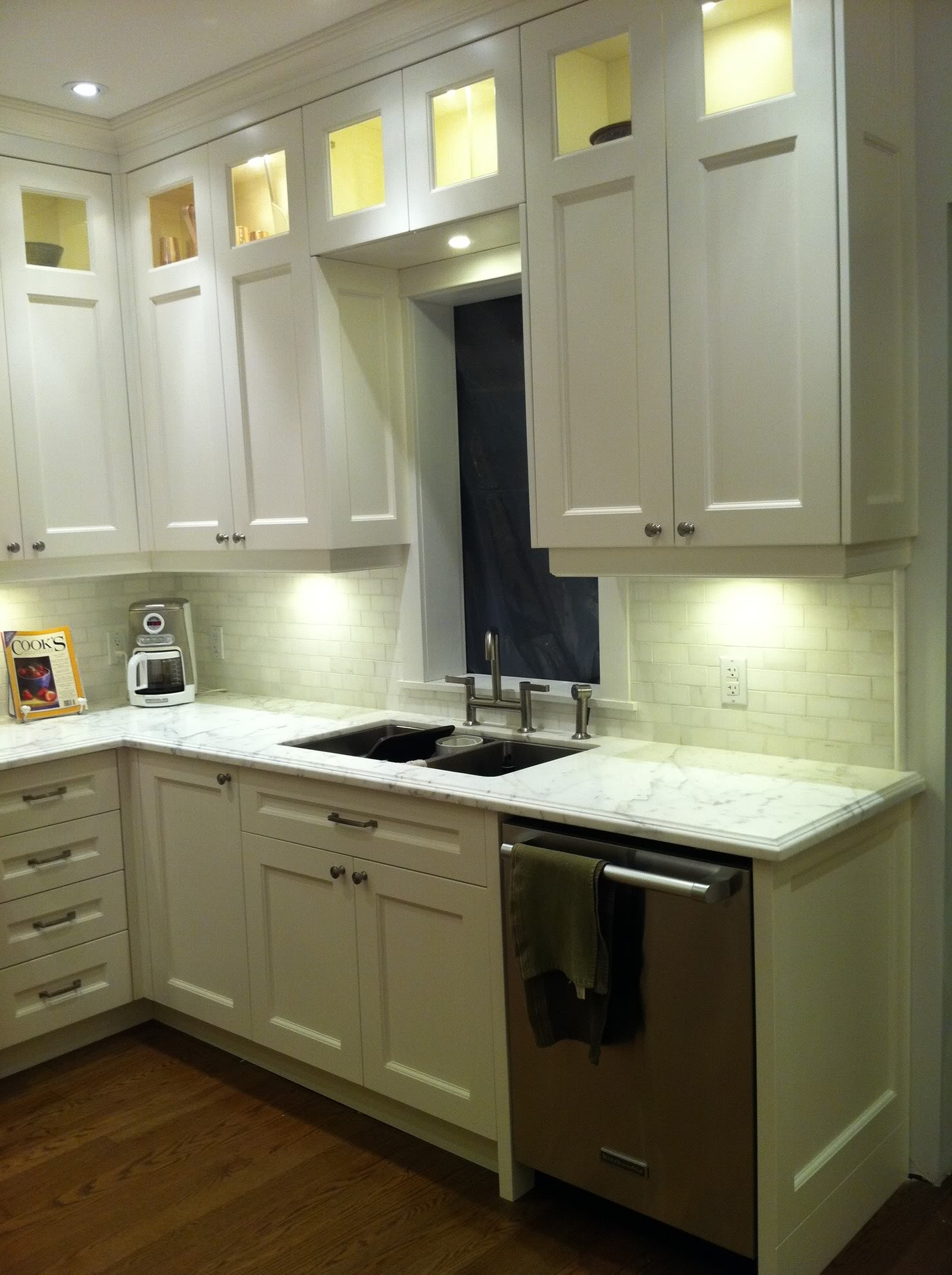 Finishing Kitchen Cabinets To Ceiling