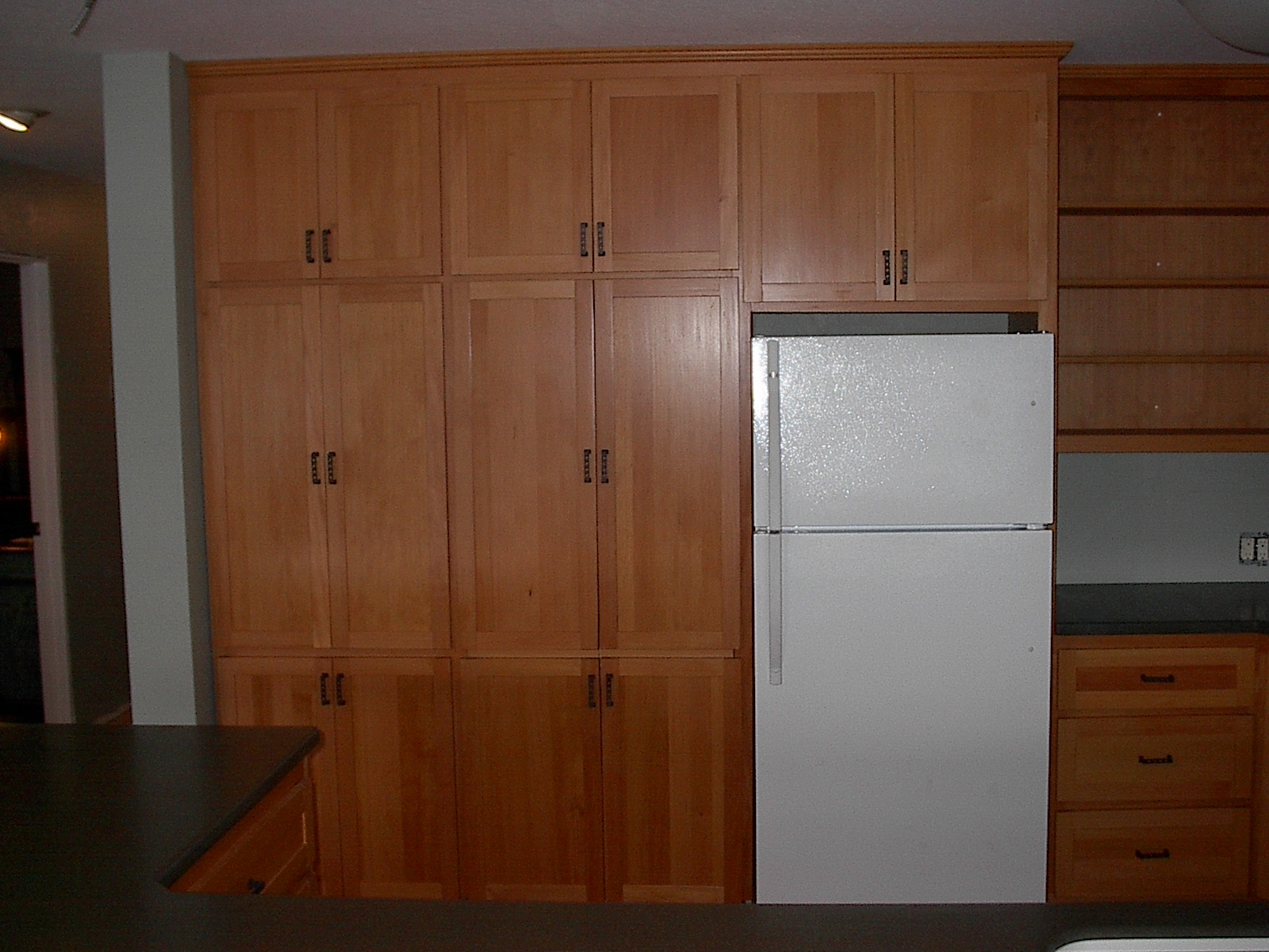 Permalink to Full Height Kitchen Cabinet Doors