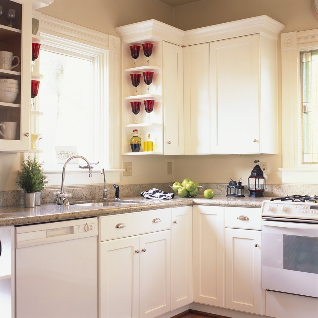 Images Of White Kitchen Cabinets With Hardware