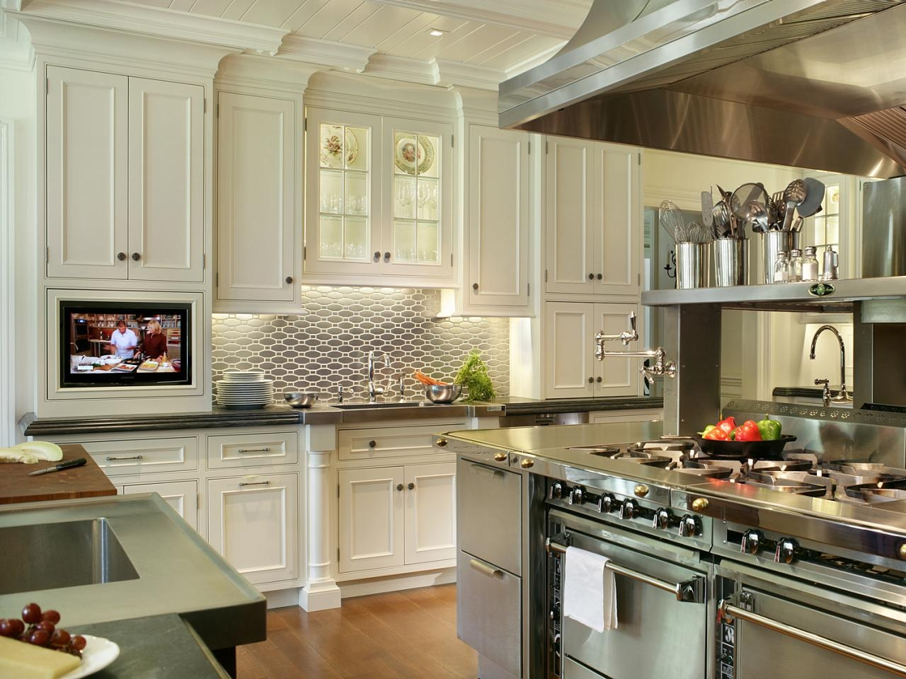 Kitchen Cabinet Finishes Ideas