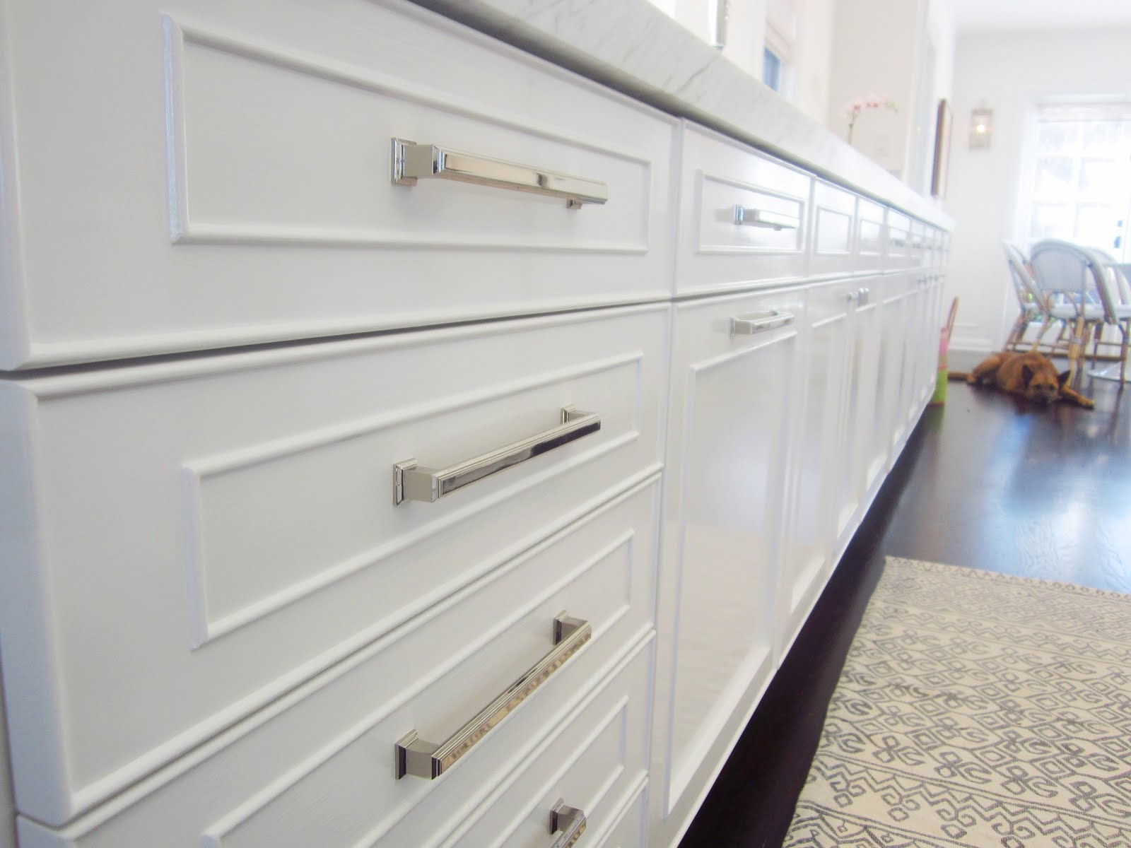 Kitchen Cabinet Handles Brushed Nickel