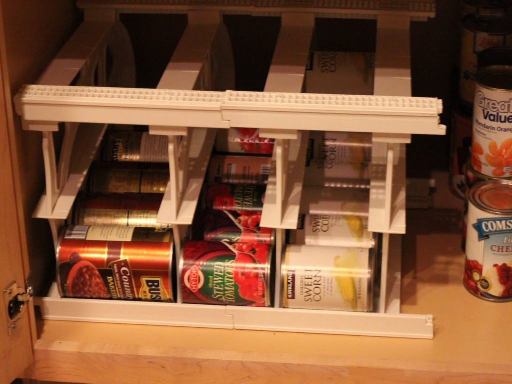 Kitchen Cabinet Organizing Products