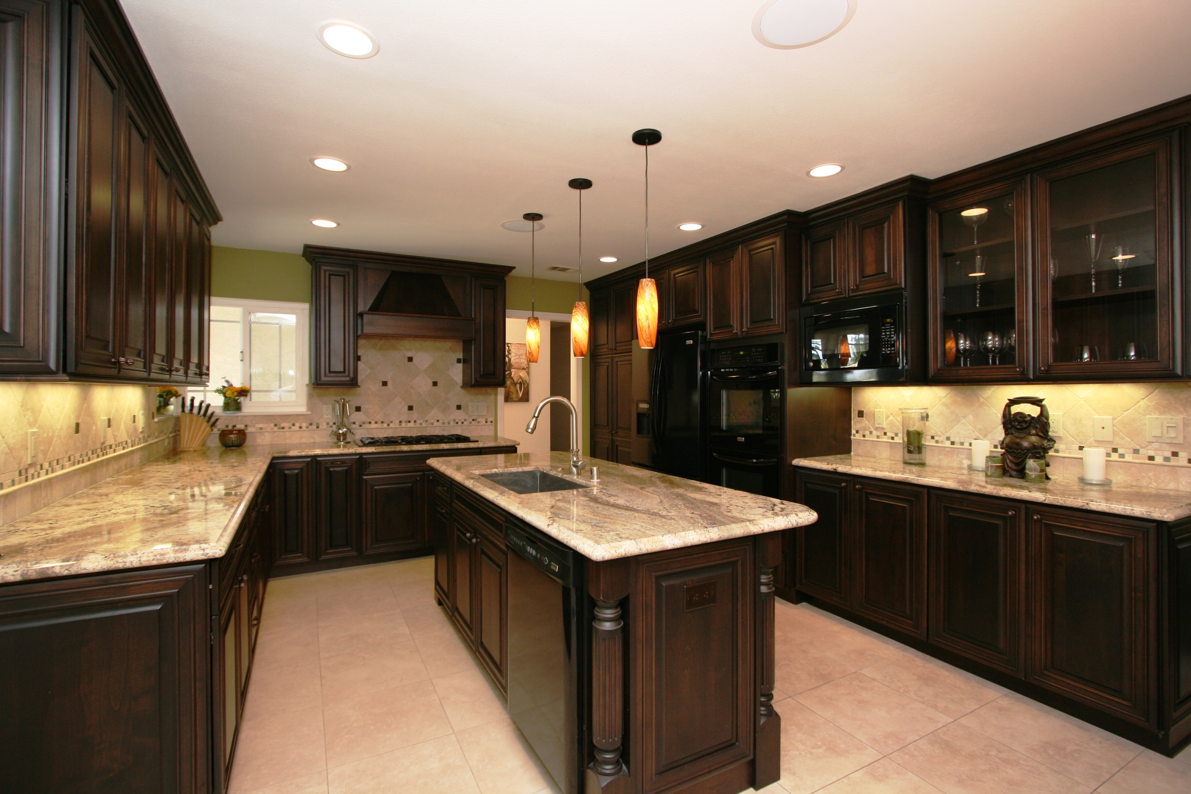 Kitchen Cabinets And Countertops Ideaskitchen cabinets and countertops designs outofhome