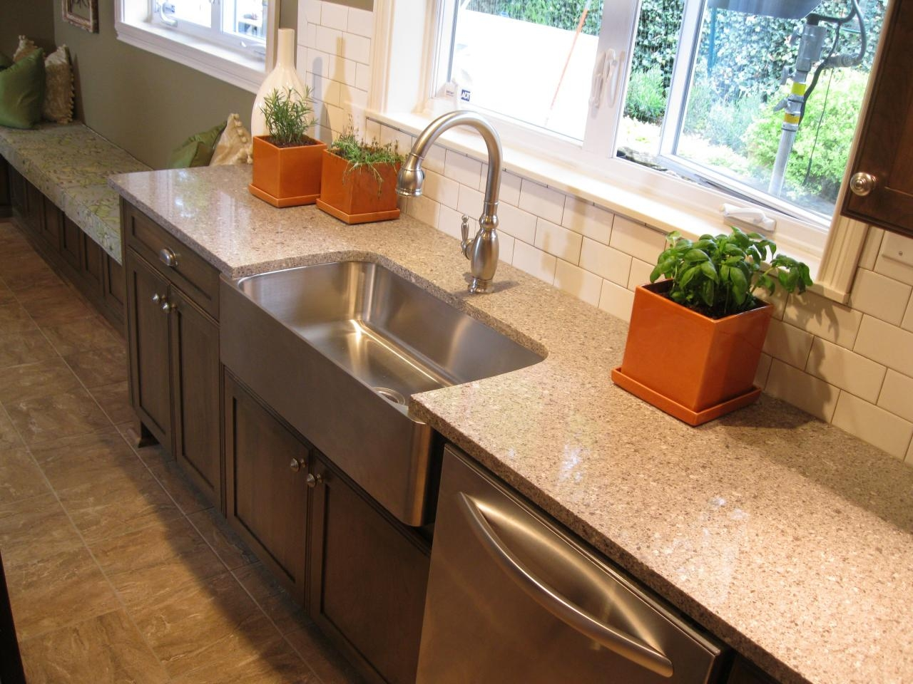 Kitchen Cabinets For Farmhouse Sink1280 X 960