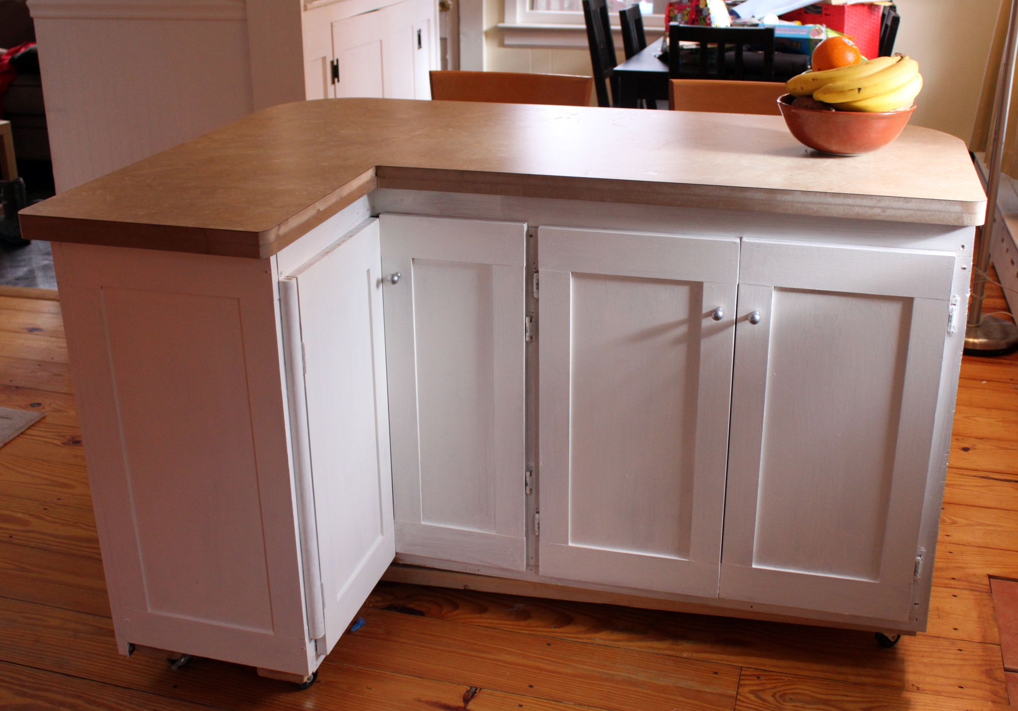 Kitchen Rolling Cabinets
