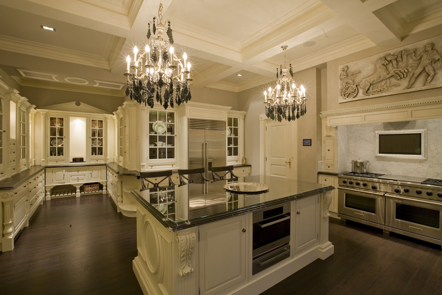 Luxury Kitchen Cabinet Designs