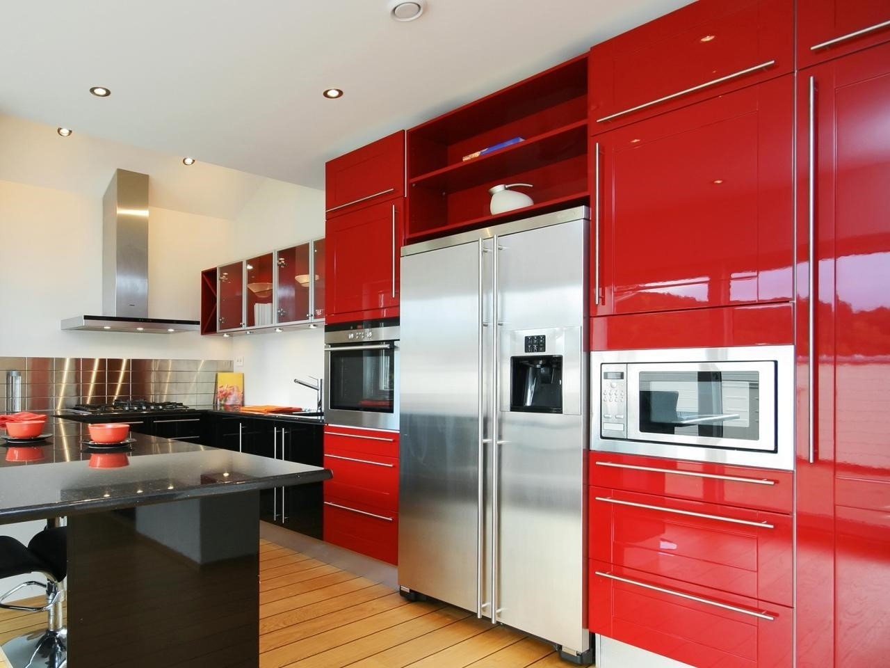 Modern Colors For Kitchen Cabinets