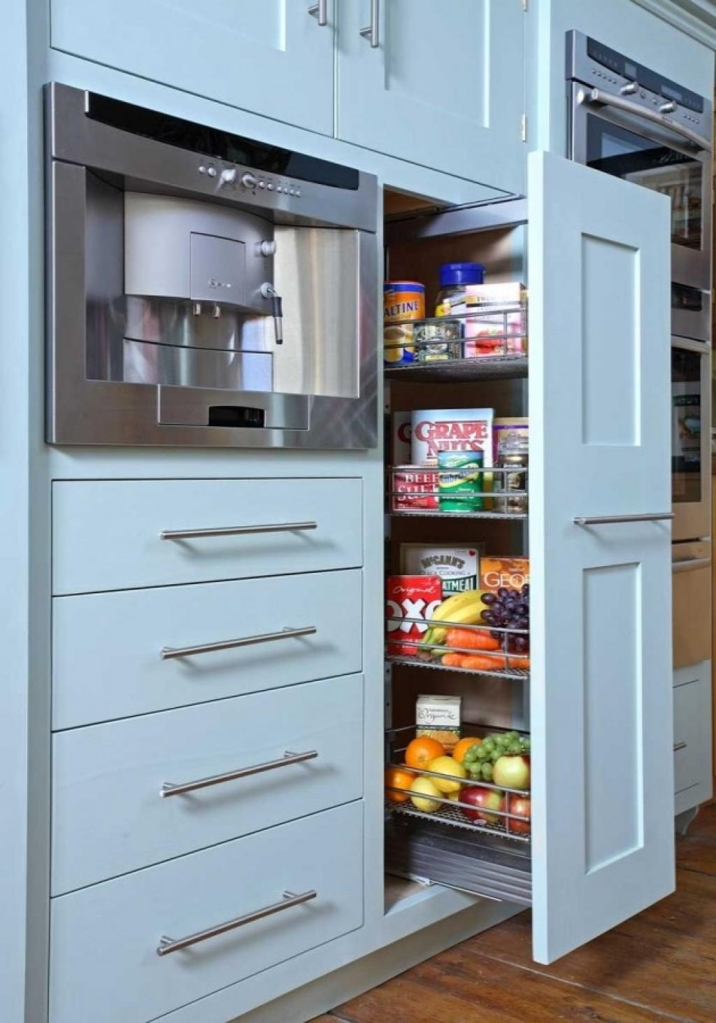 Modular Kitchen Cabinets Inside