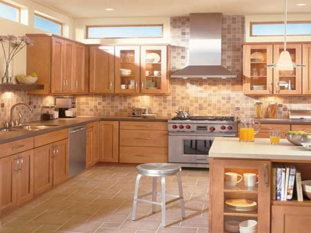 Most Common Wood For Kitchen Cabinets
