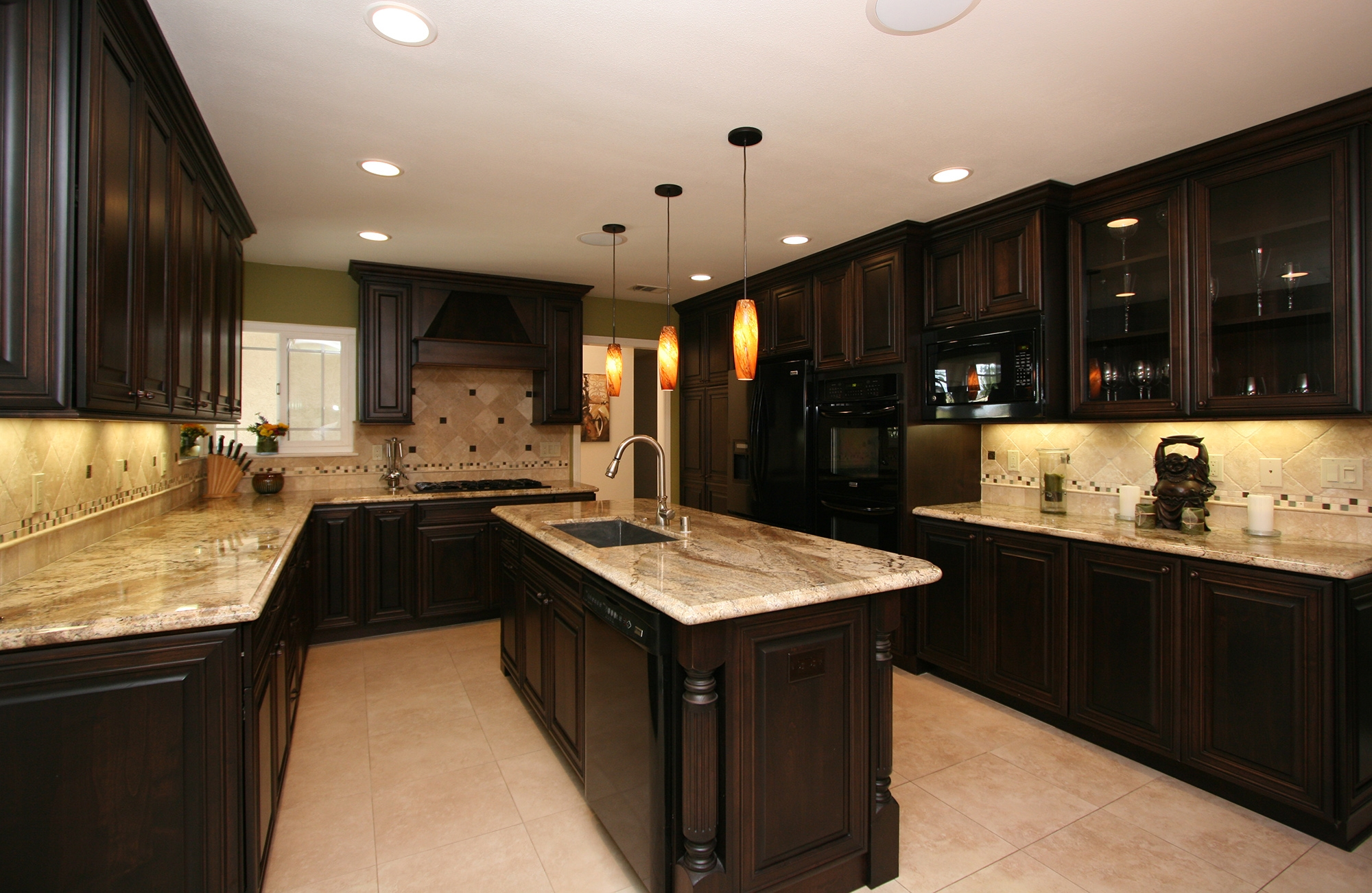 Permalink to Most Popular Color For Kitchen Cabinets 2015