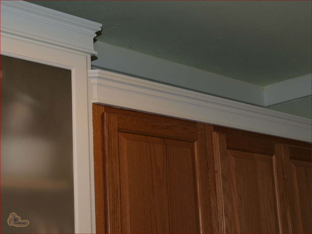 Permalink to Oak Crown Molding For Kitchen Cabinets