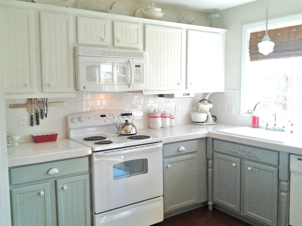 Redo Kitchen Cabinets White