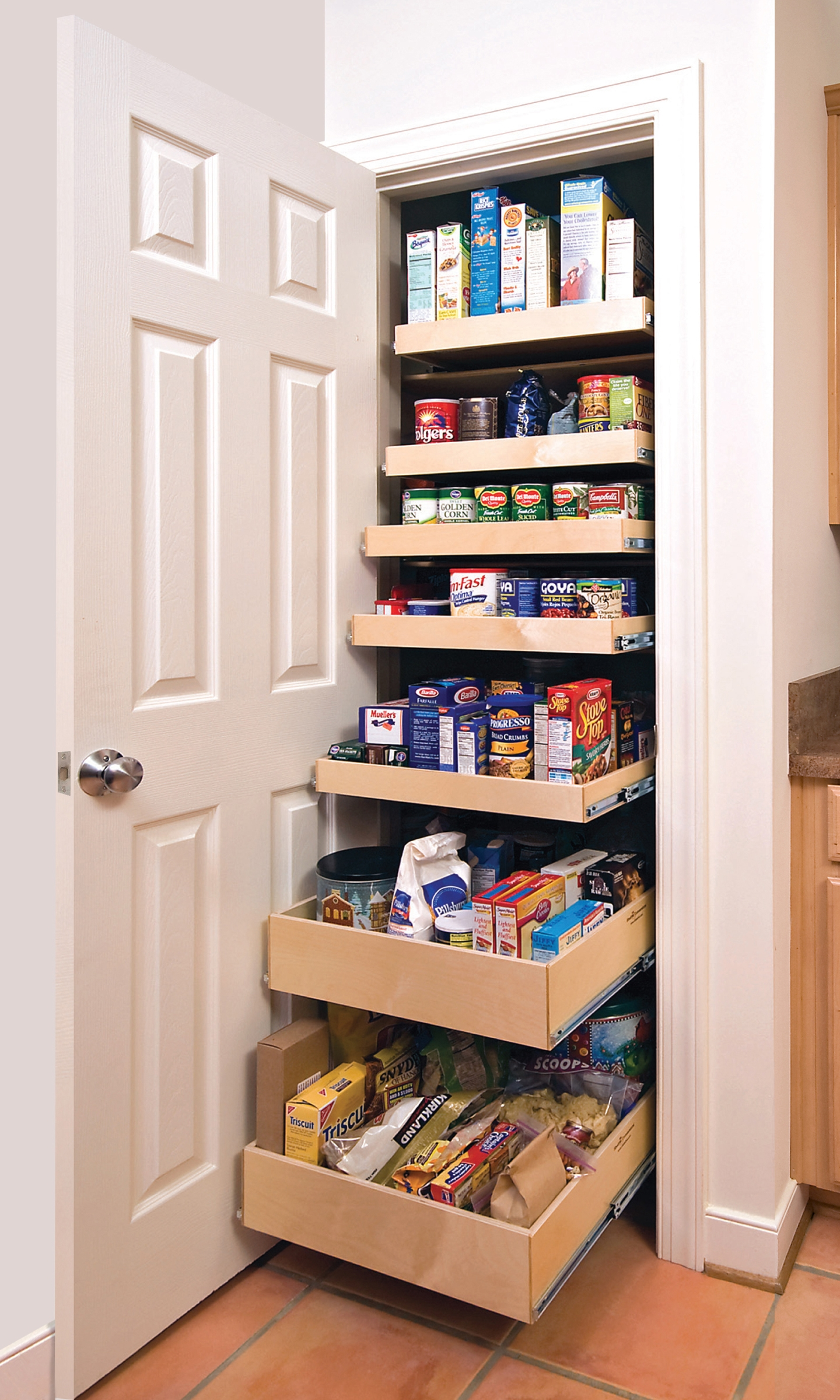 Sliding Spice Racks For Kitchen Cabinets As Seen On Tv