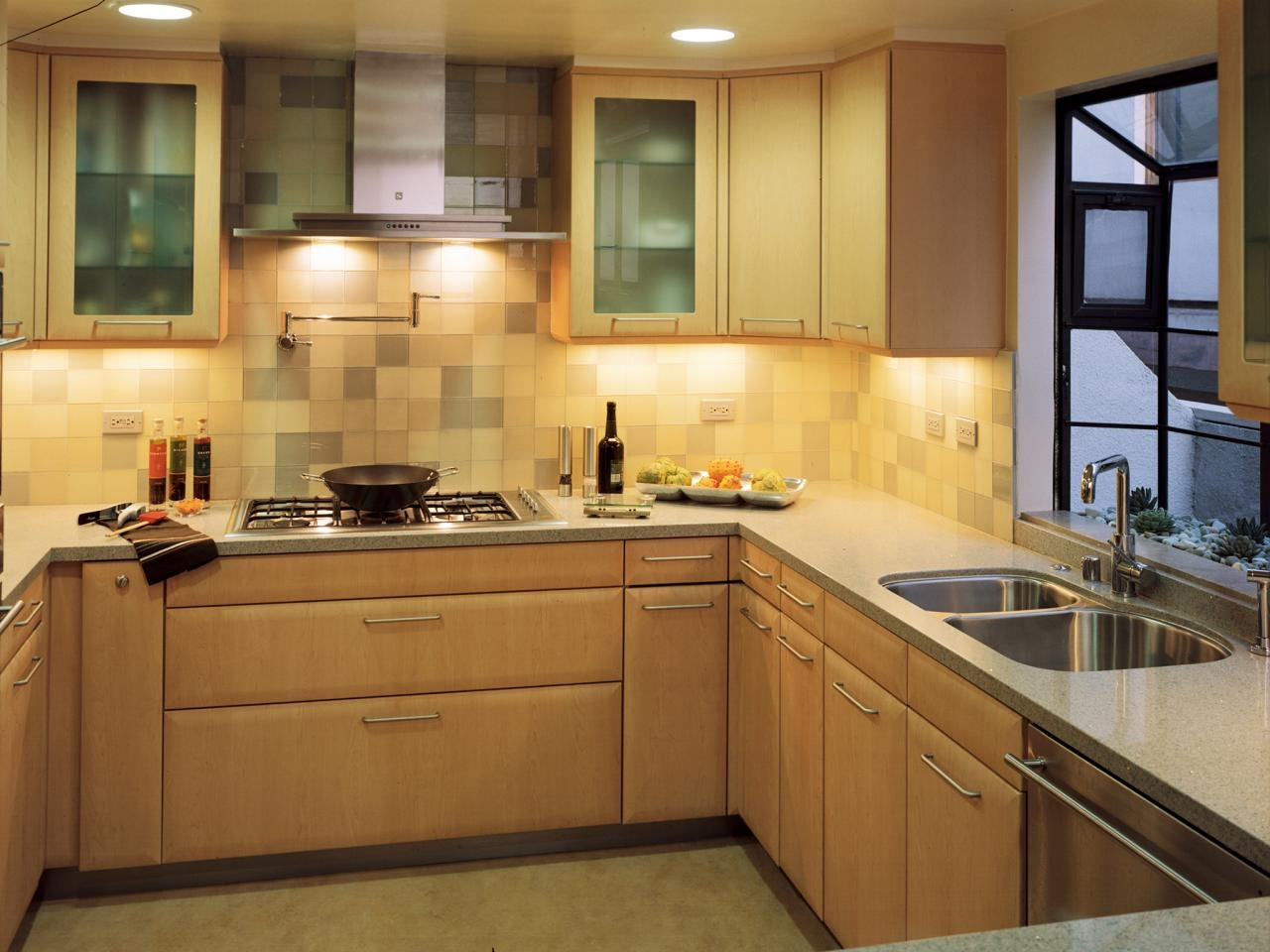 Styles And Colors Of Kitchen Cabinets