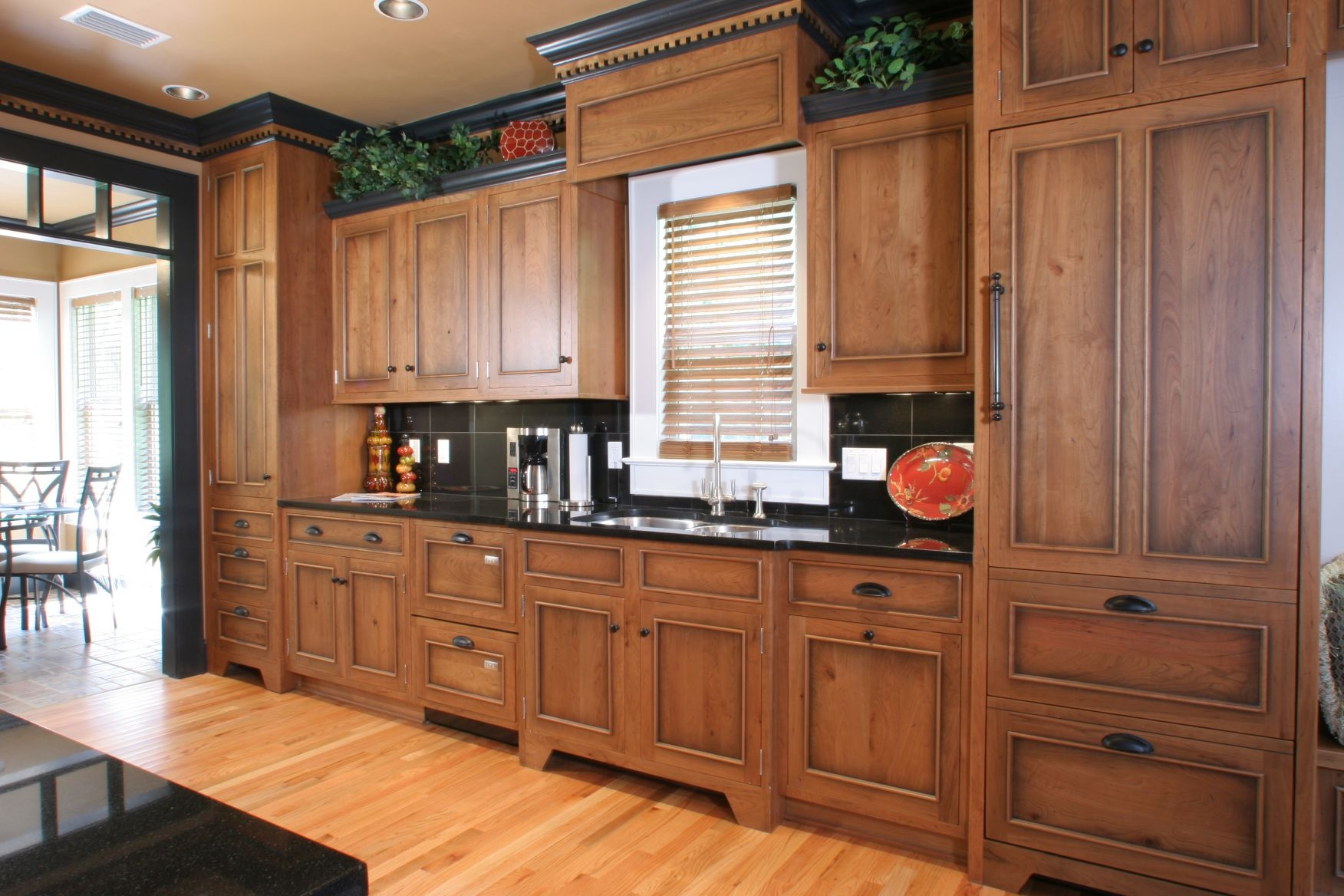 Updating Wooden Kitchen Cabinets