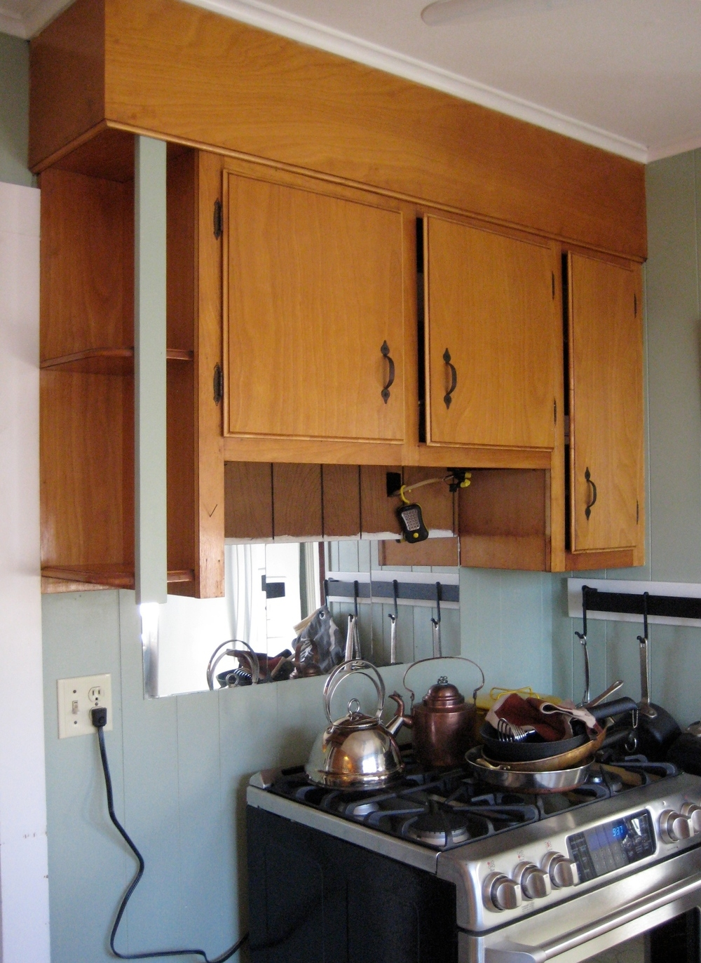 1950'S Kitchen Cabinets Makeover