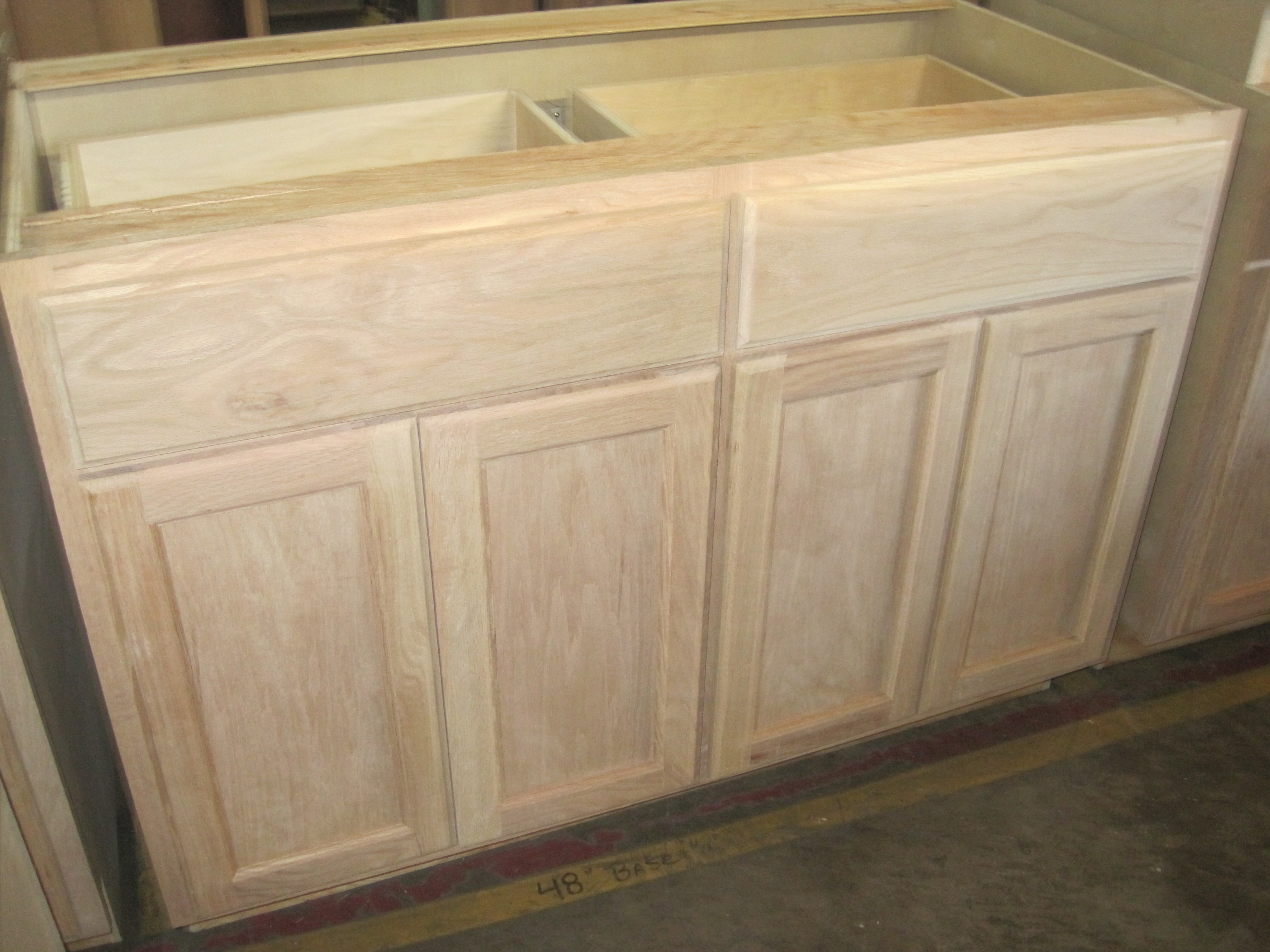 48 Wide Kitchen Cabinets