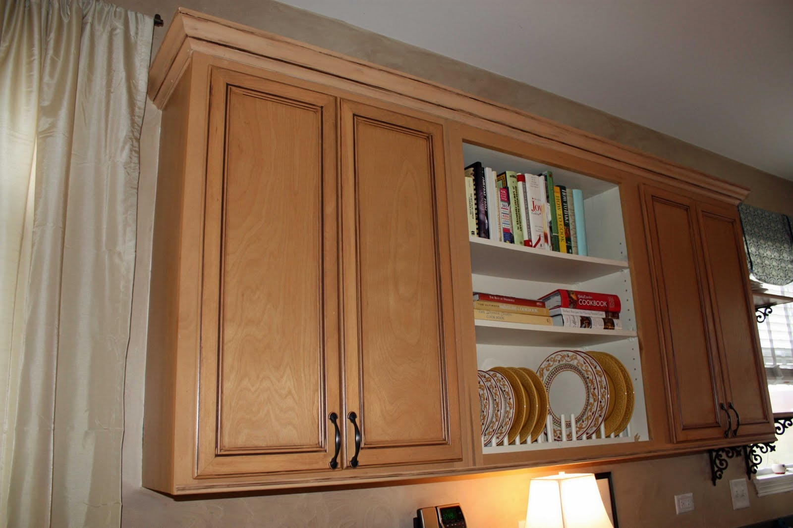 Add Crown Molding To Kitchen Cabinet Doors