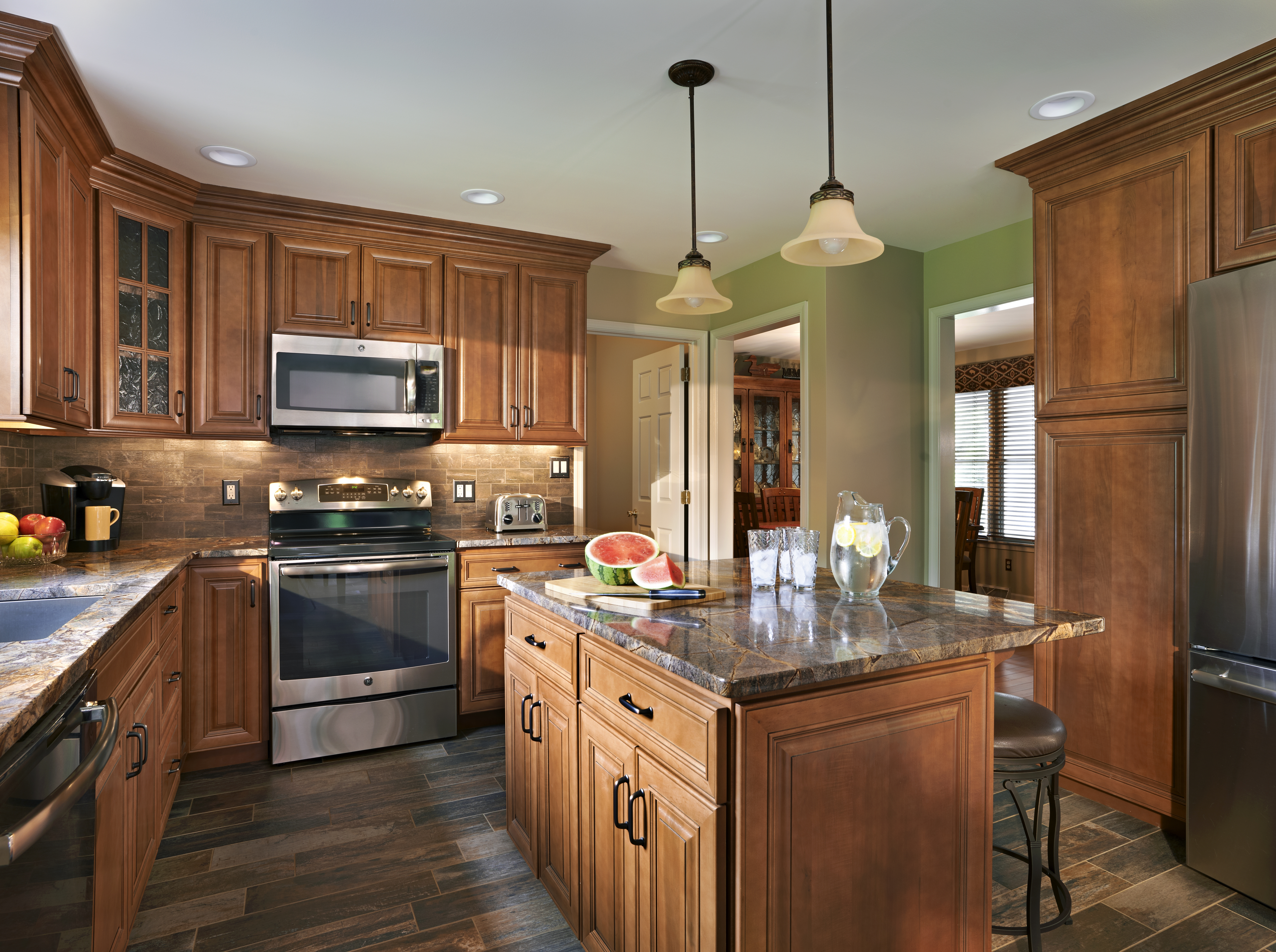 American Heritage Kitchen Cabinets
