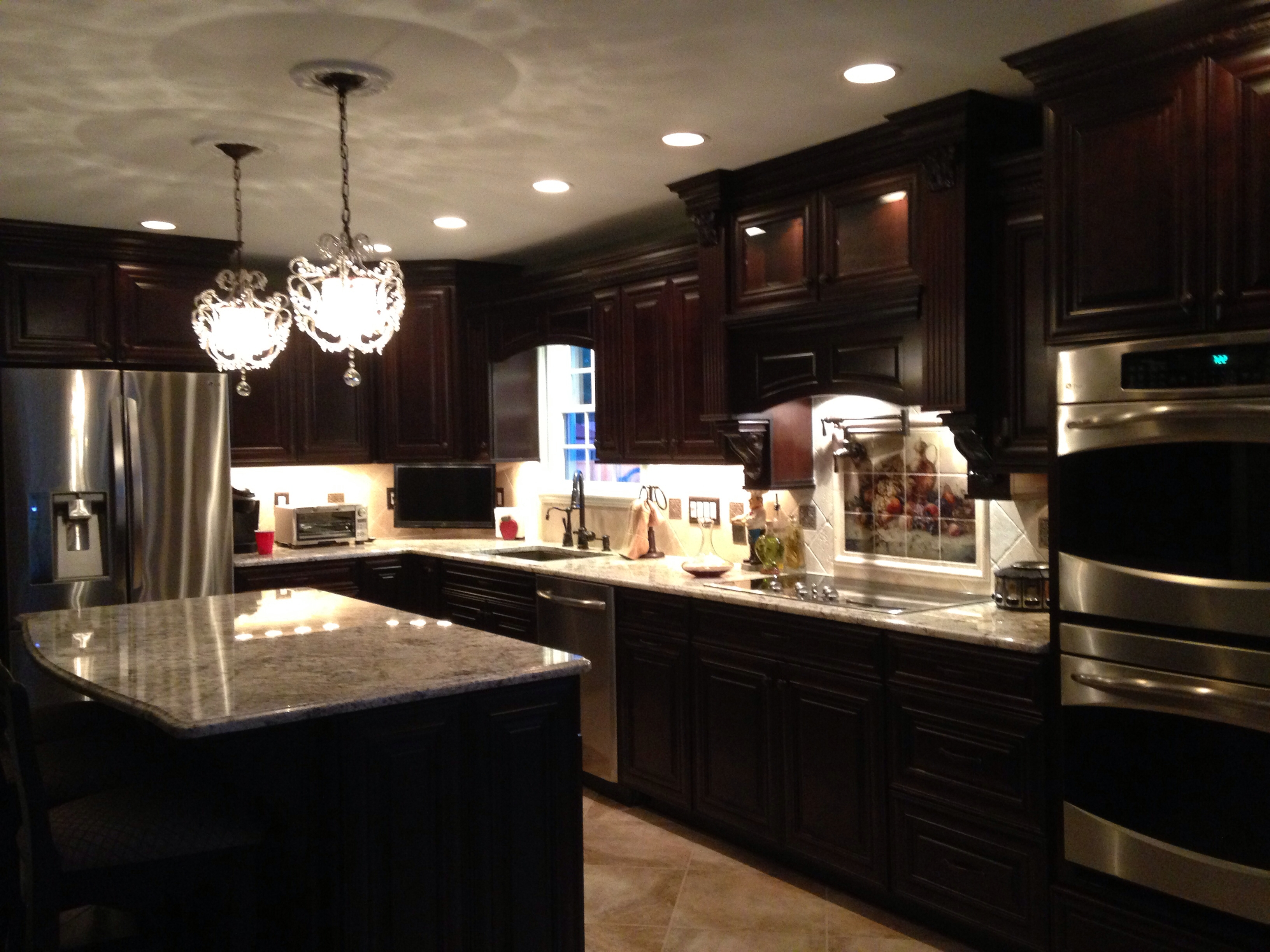 American Woodcraft Kitchen Cabinets