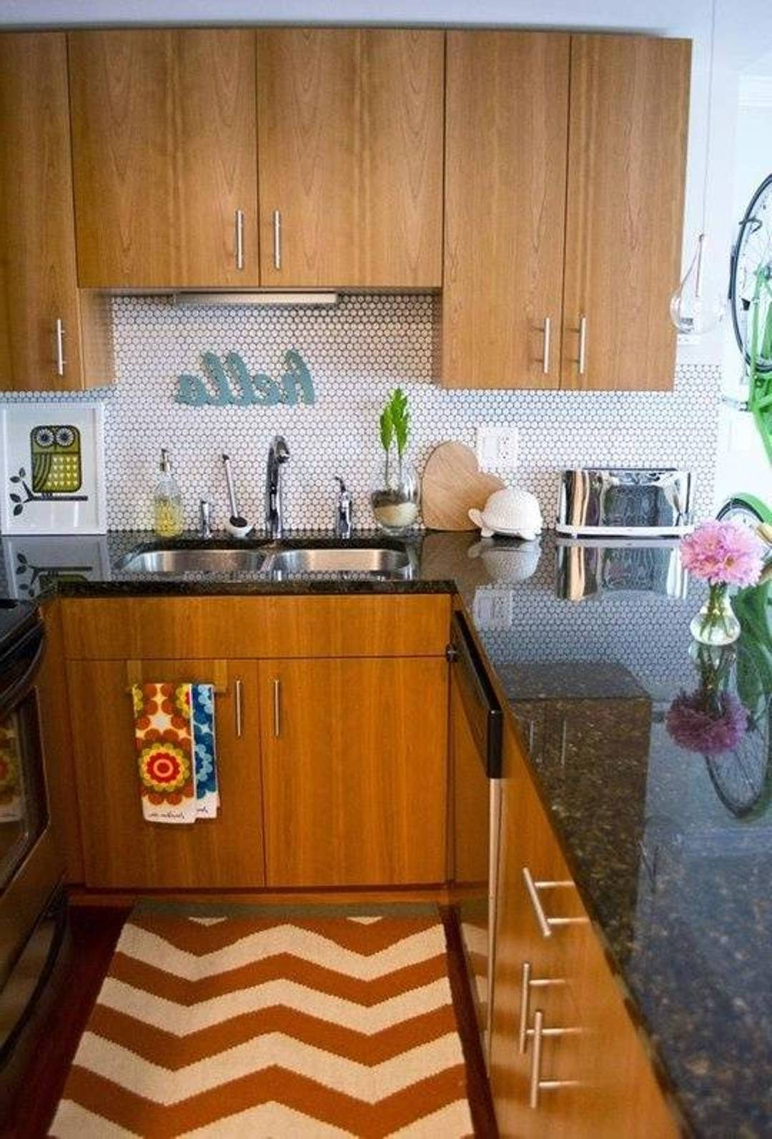 Apartment Size Kitchen Cabinets