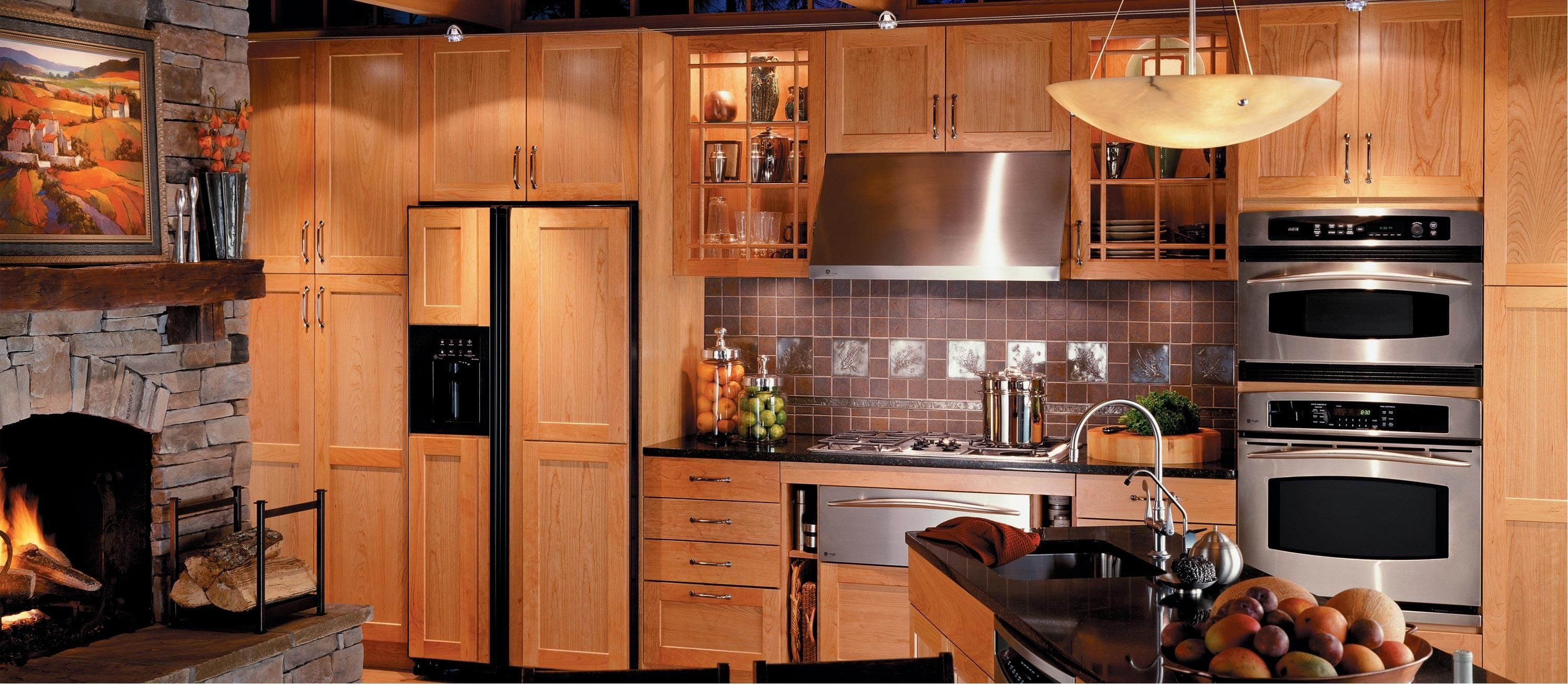 Best Finish For Cherry Kitchen Cabinets
