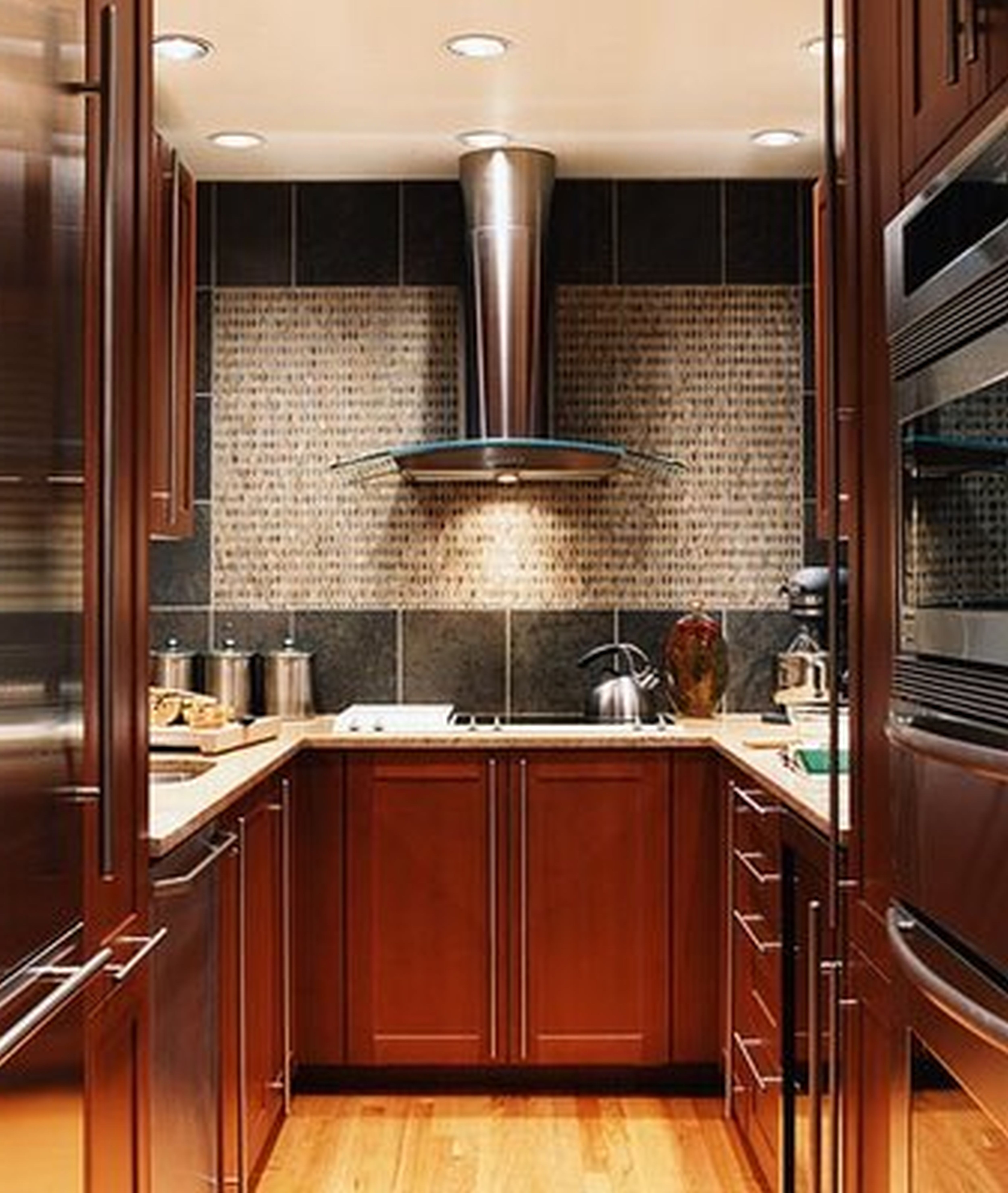 Best Kitchen Cabinets For A Small Kitchen