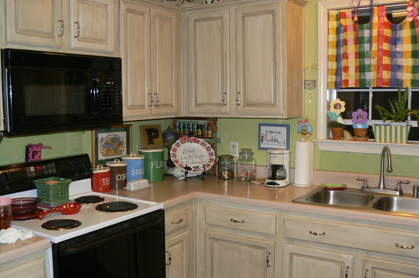 Best Way To Change Kitchen Cabinet Color