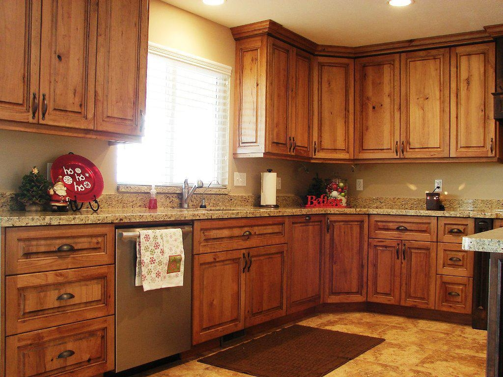 Best Wood For Rustic Kitchen Cabinets