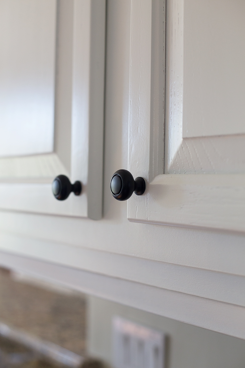 Black Matte Kitchen Cabinet Knobs