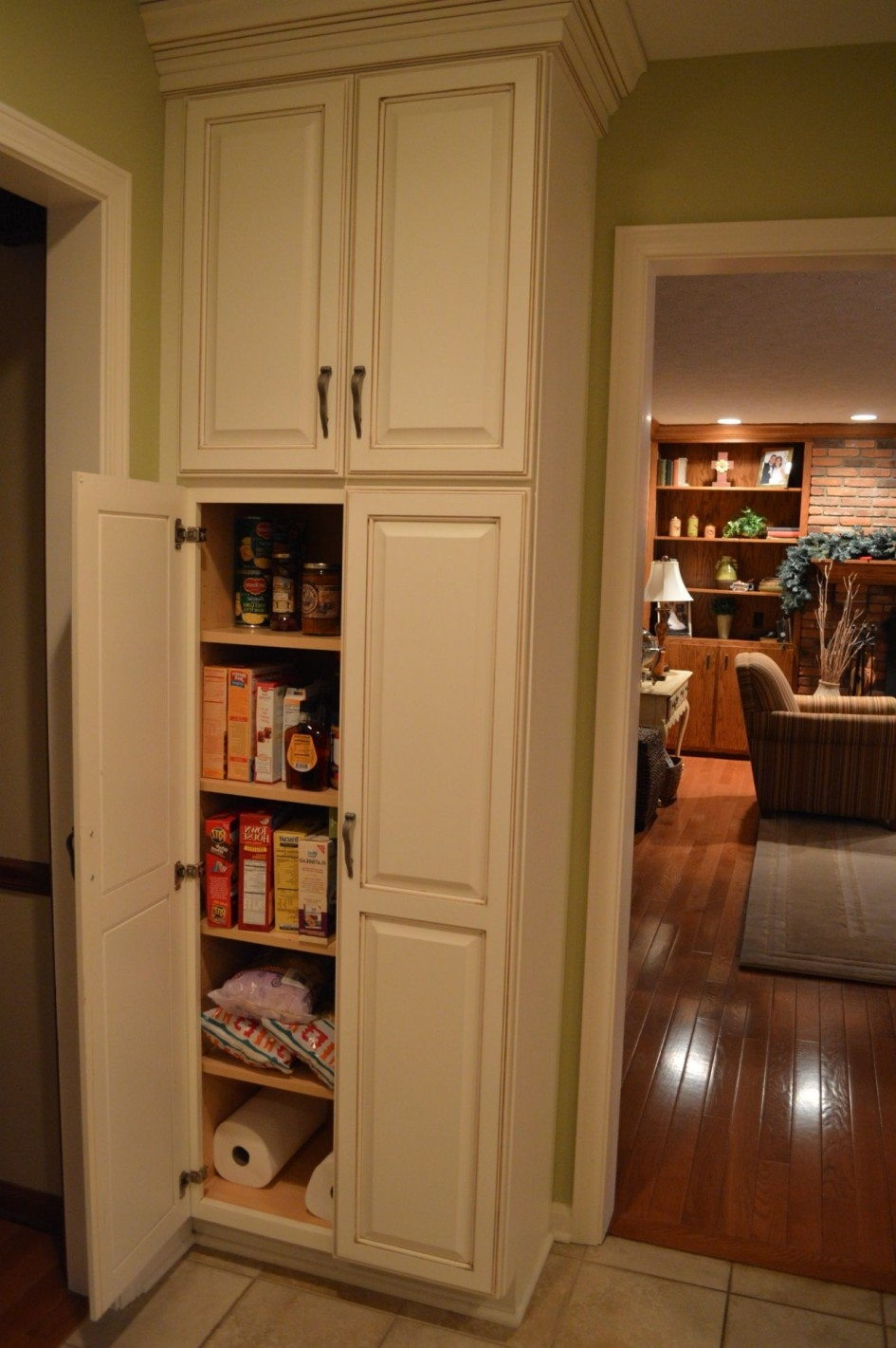 Cabinets For The Kitchen Pantry