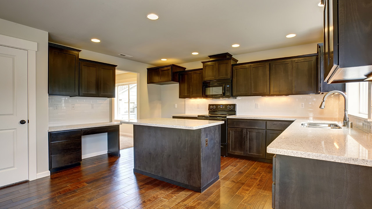 Change Color Of Kitchen Cabinets