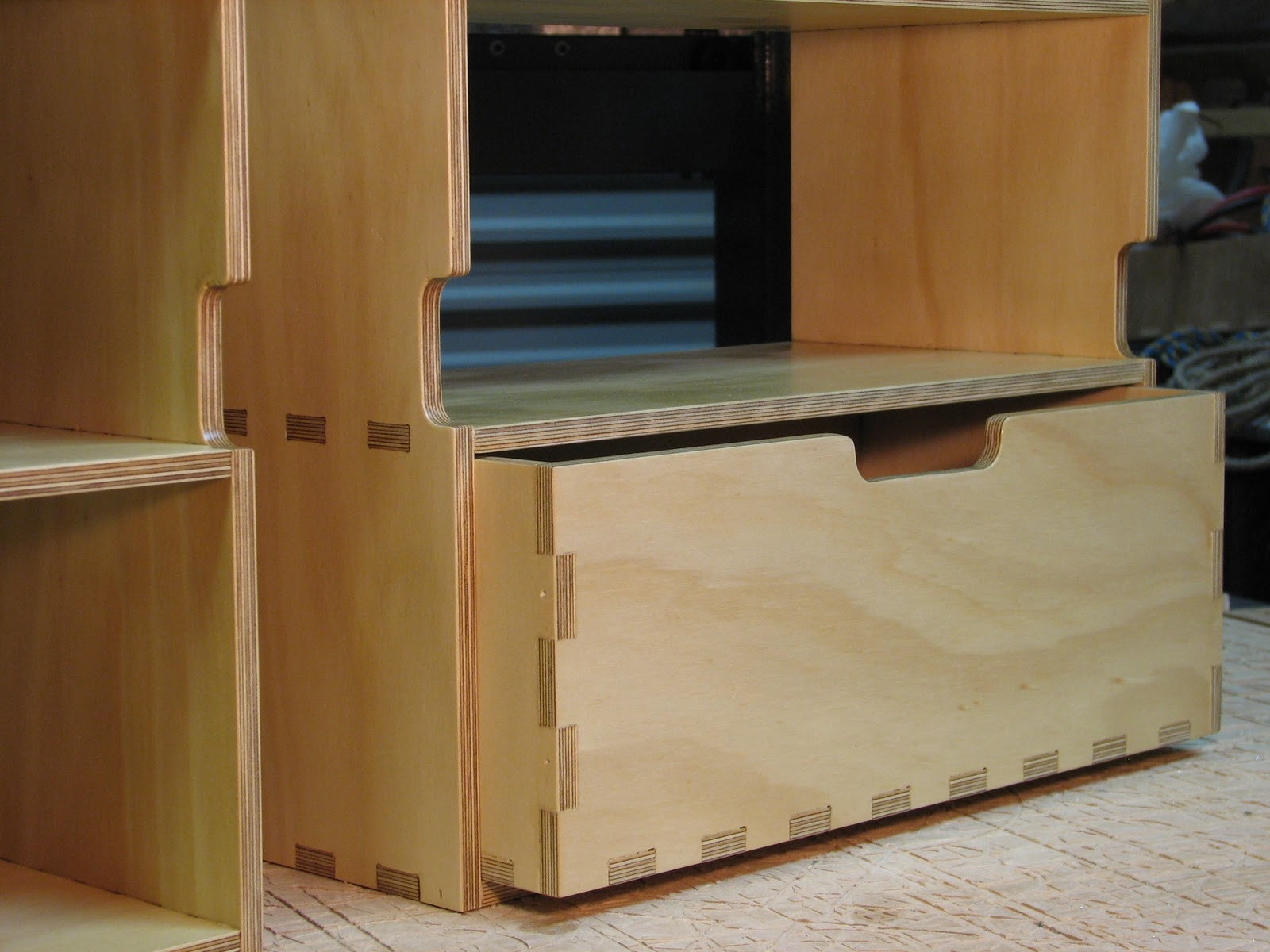 Cnc Plywood Kitchen Cabinets