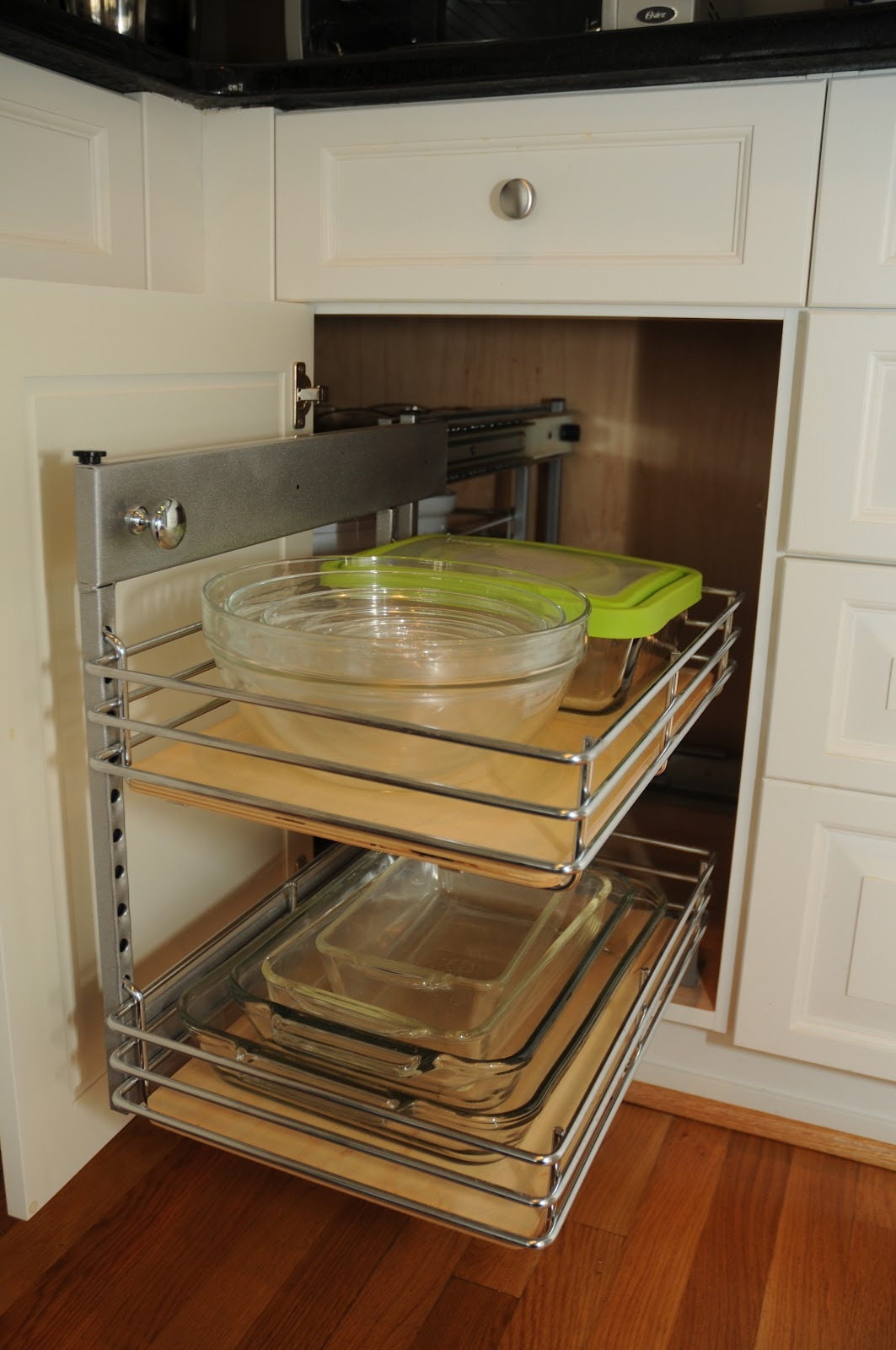 Corner Kitchen Cupboard Storage