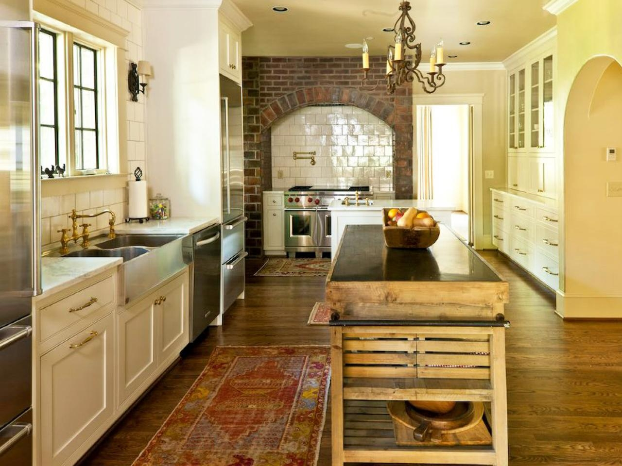 Country Kitchen Cabinets Pictures
