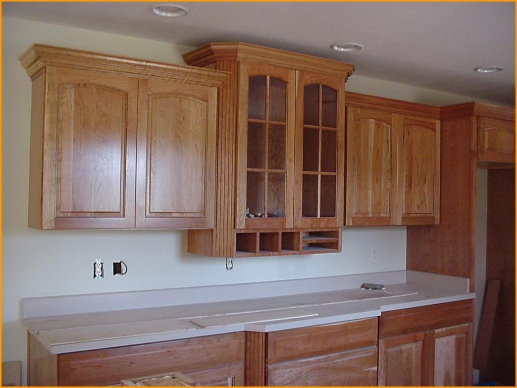 Crown Moulding Ideas For Kitchen Cabinetscrown kitchen cabinets