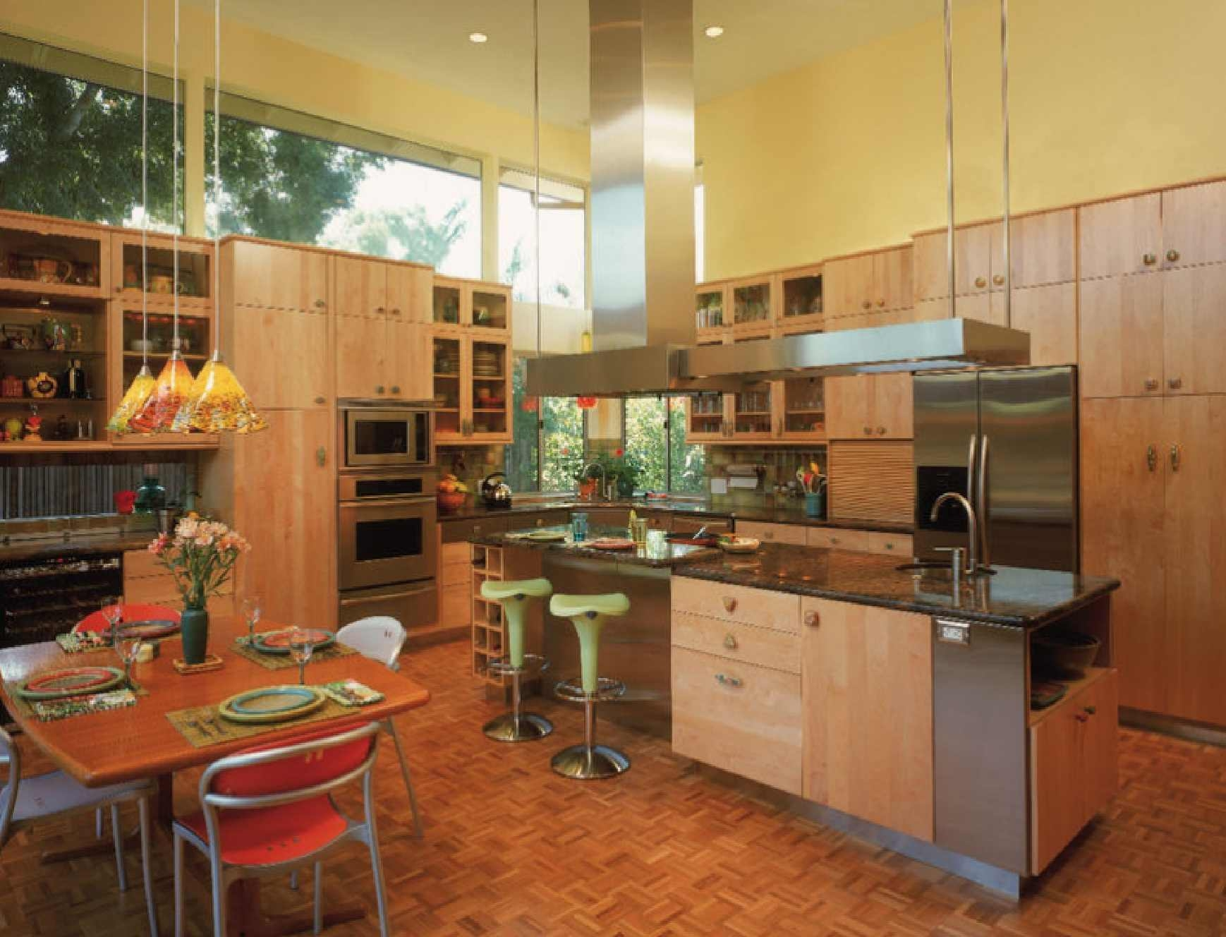 Earth Friendly Kitchen Cabinets