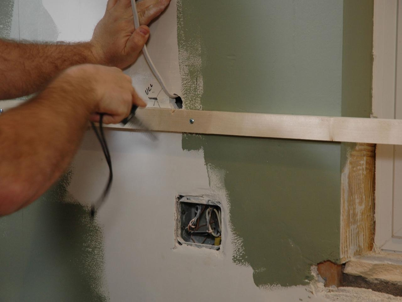 Fixing Kitchen Cabinets To Plasterboard
