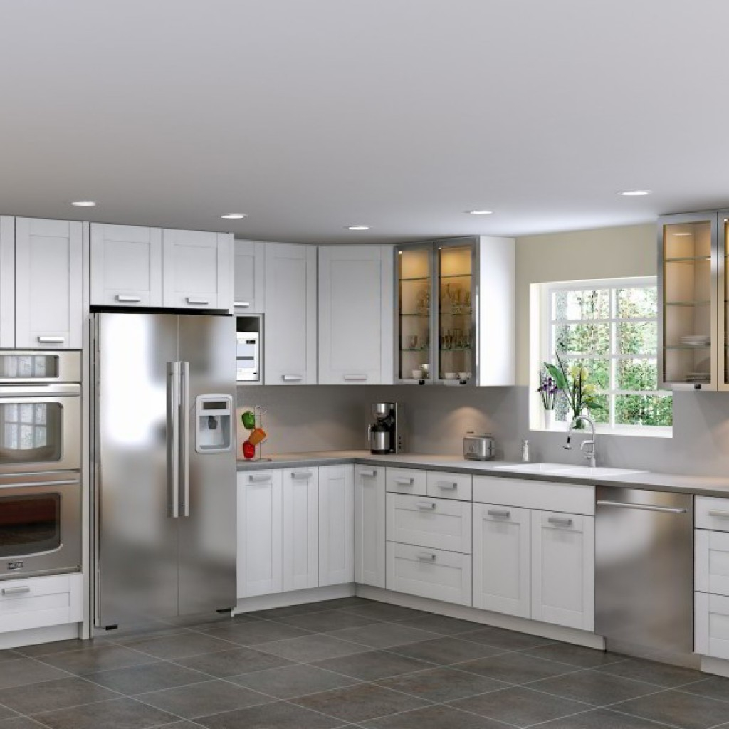 Floor To Ceiling Cabinets For Kitchen