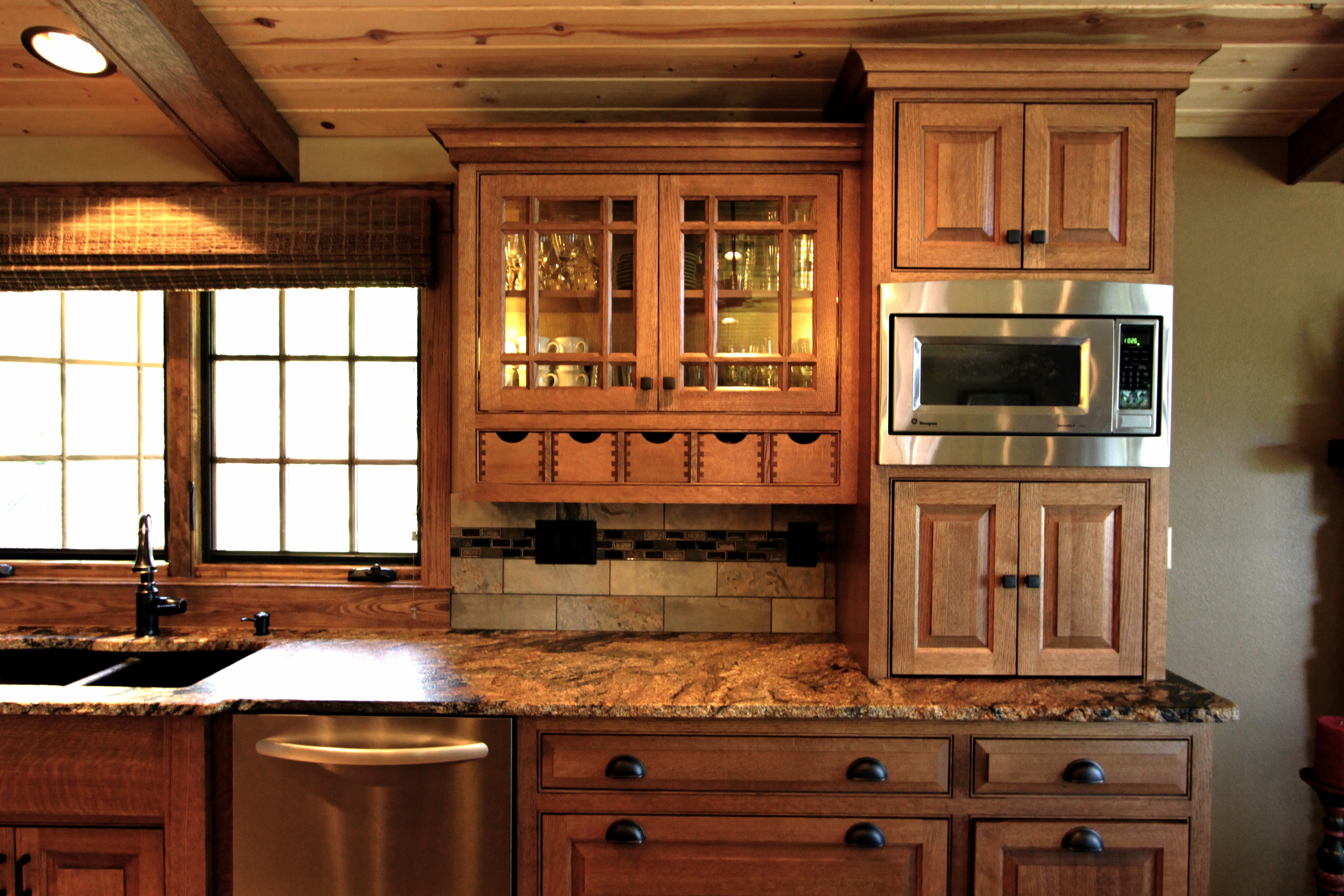 Flush Mount Kitchen Cabinet Doors