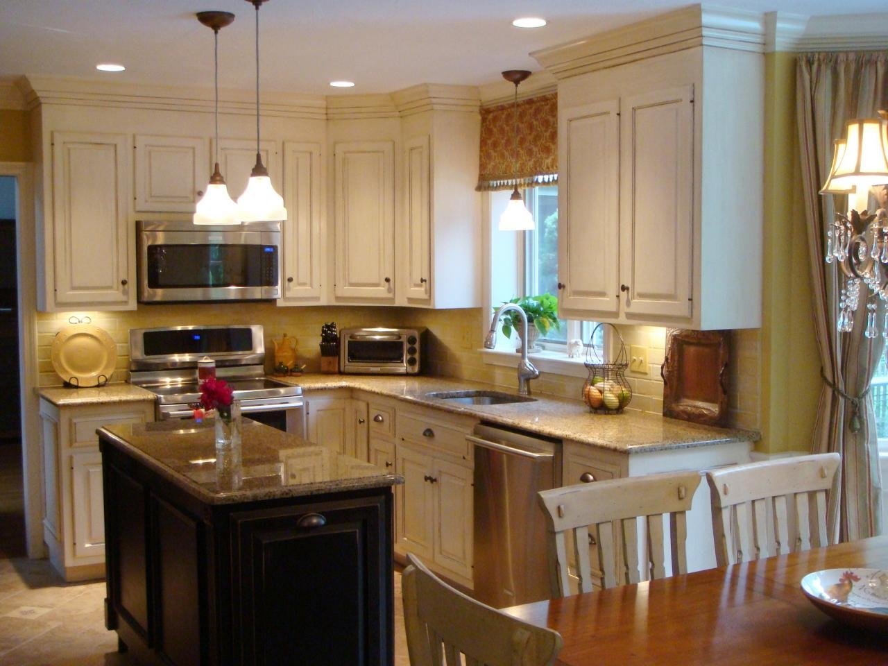 French Country Kitchen Cabinet Refacing