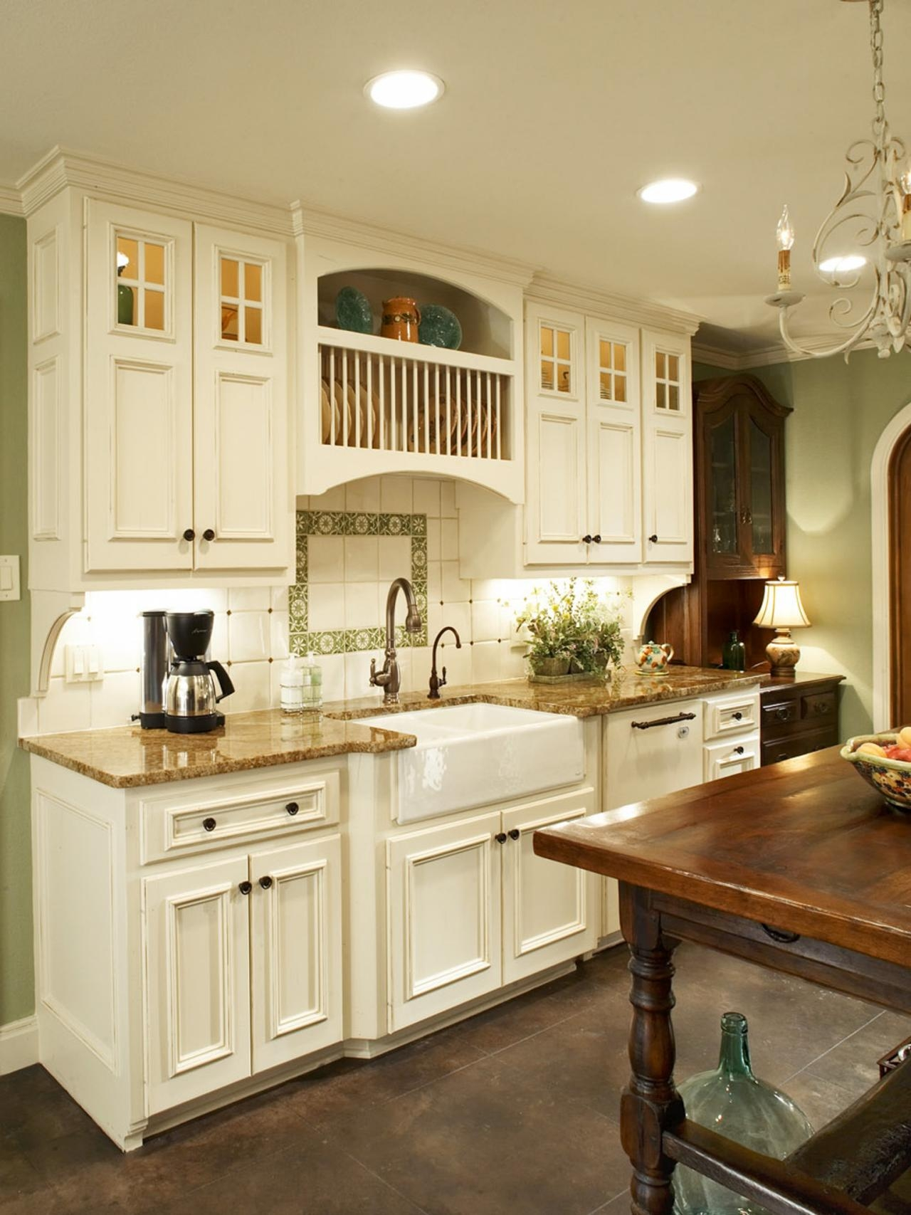 French Country Kitchen Cabinets Hardware