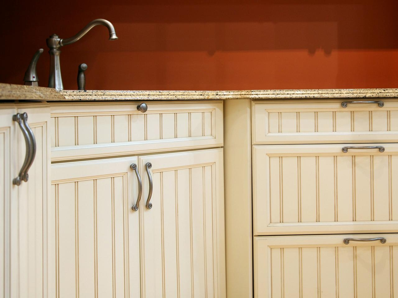 French Kitchen Cabinet Doors