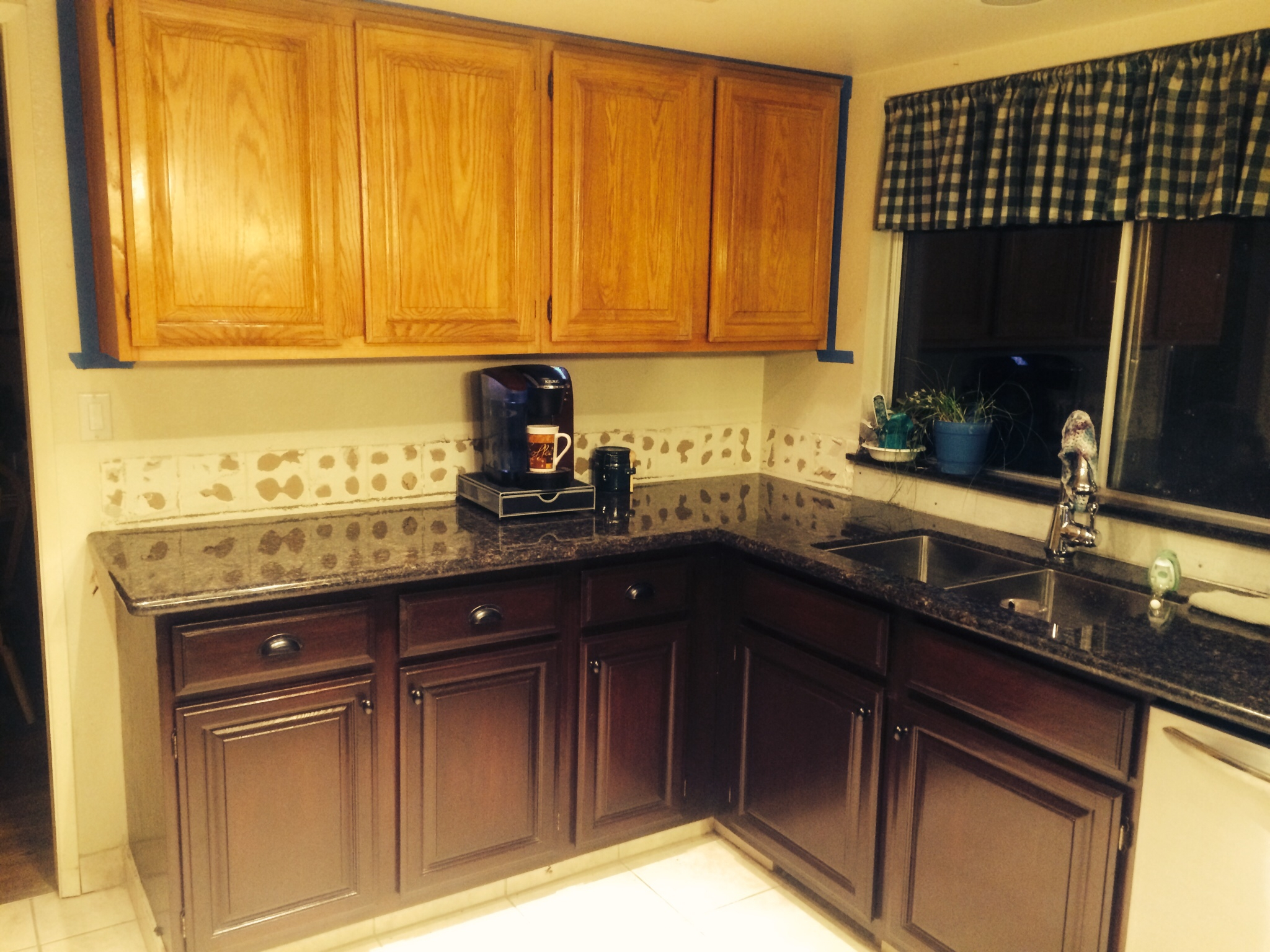 Gel Stains For Kitchen Cabinets
