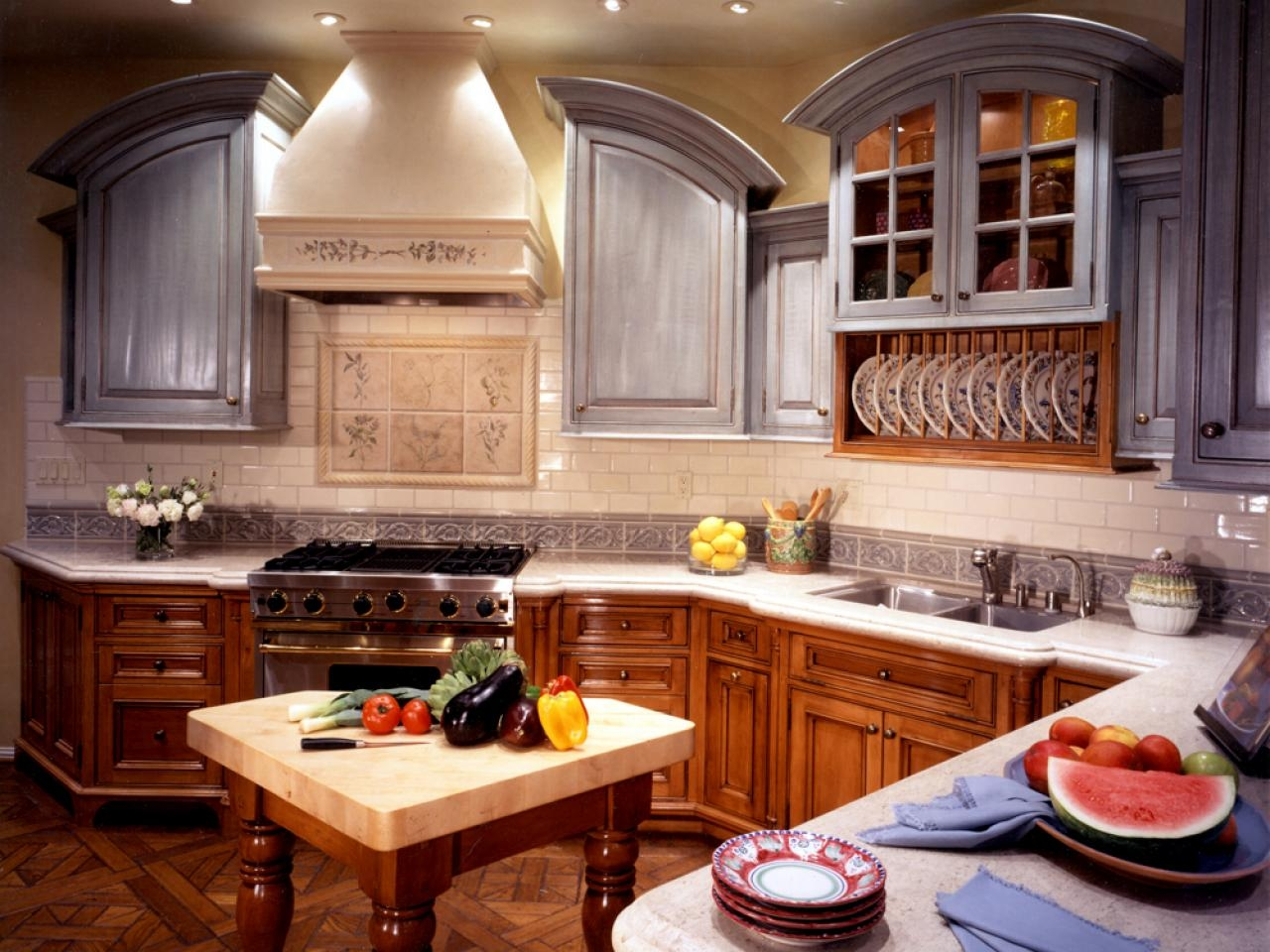 Glass Options For Kitchen Cabinets
