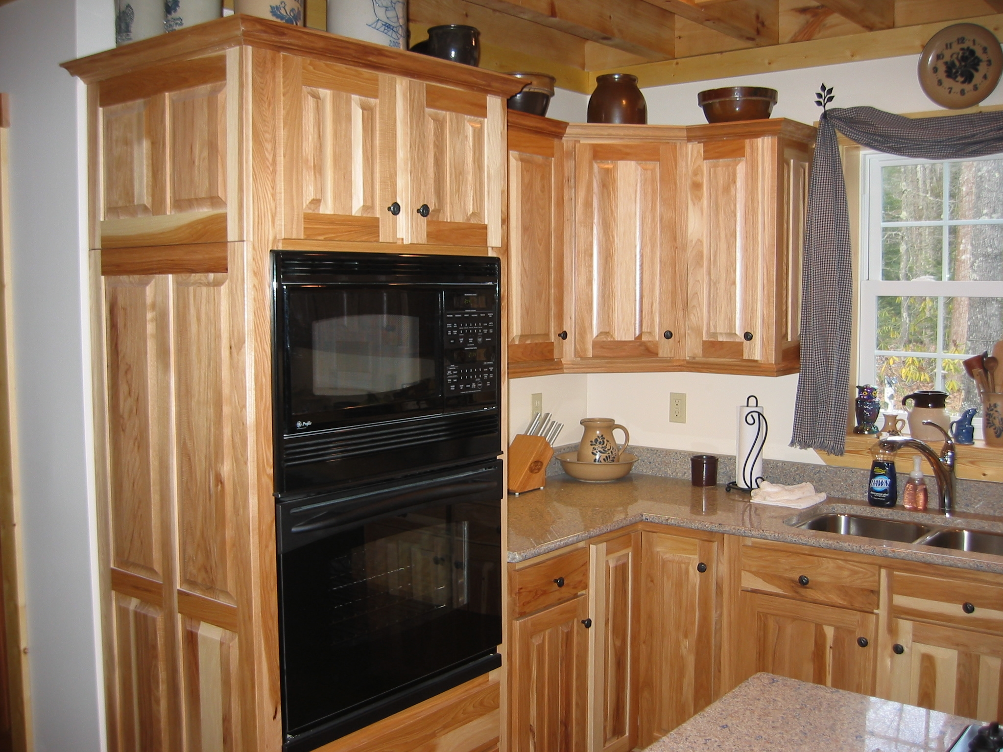 Permalink to Hickory Kitchen Cabinet Doors