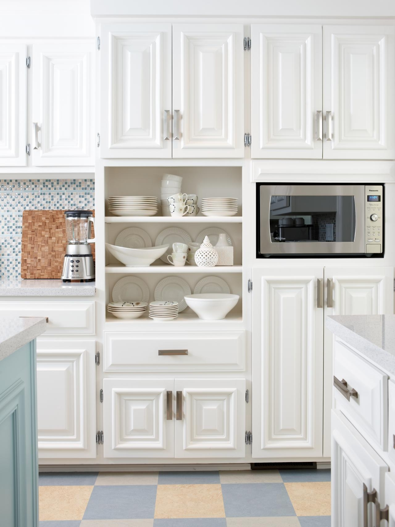Images Of Floor To Ceiling Kitchen Cabinets